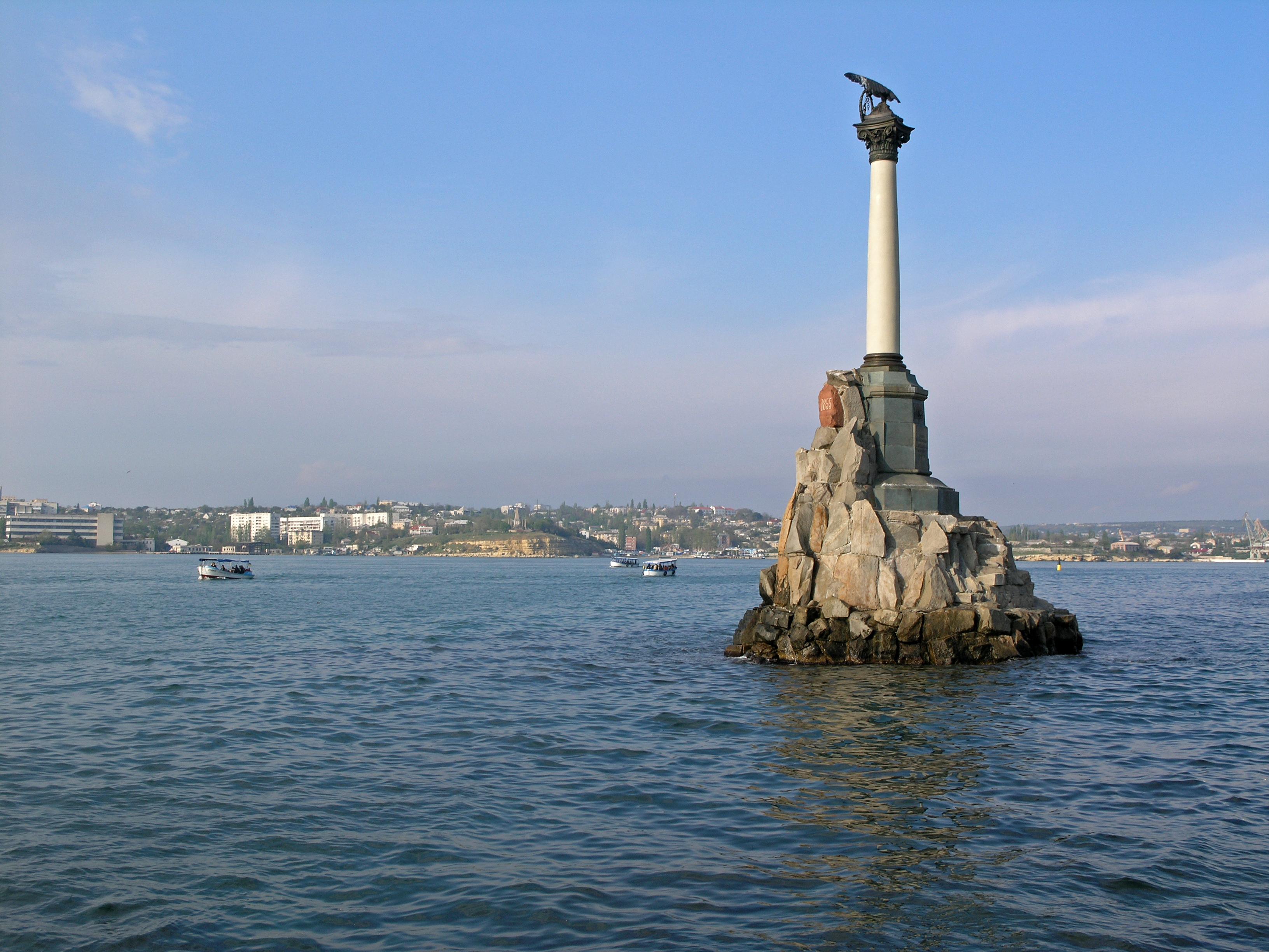 фото памятники в крыму