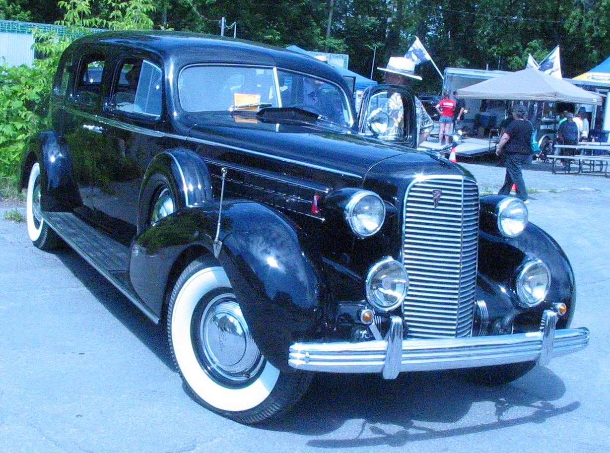 1937 Plymouth 2 Door Sedan