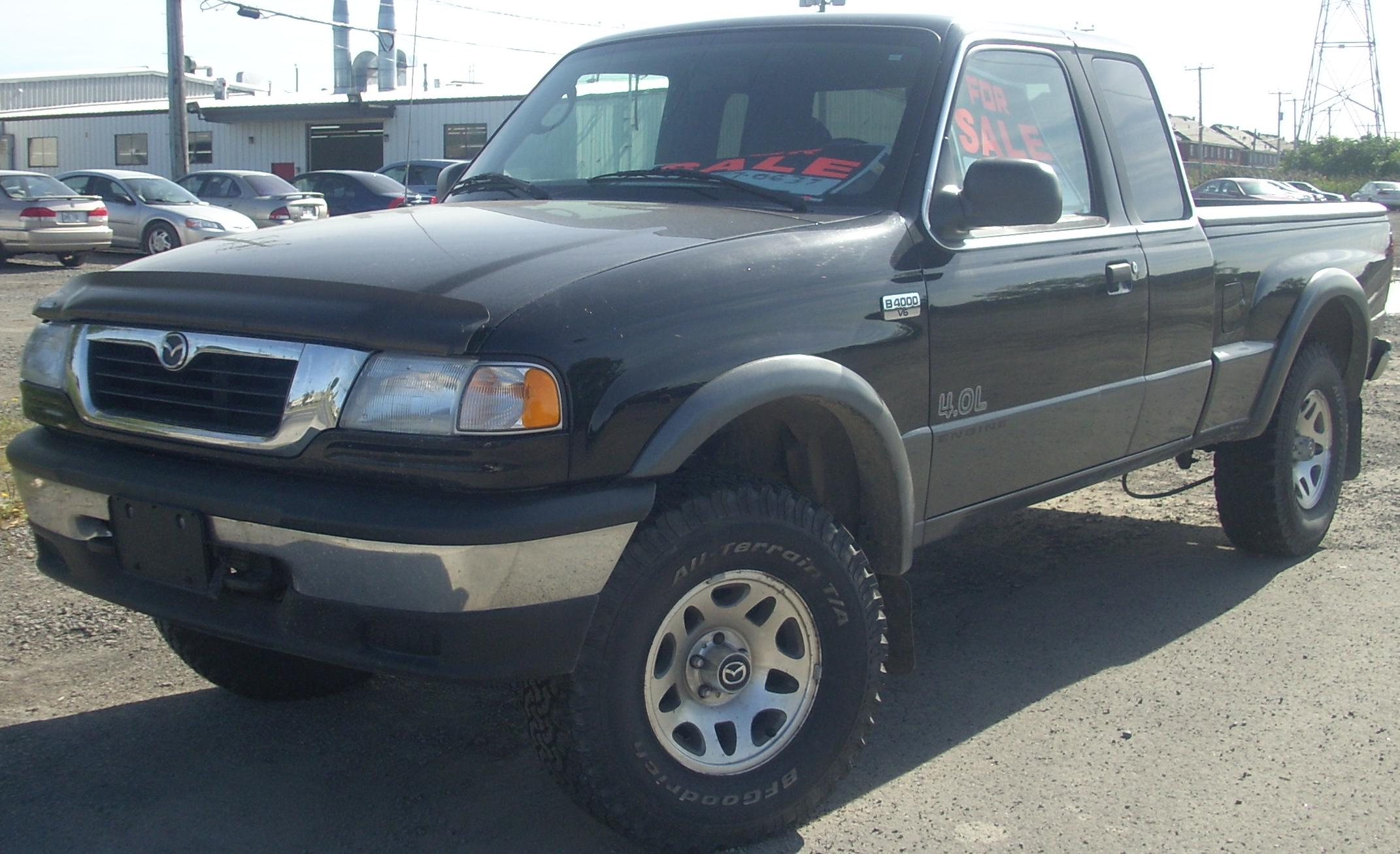 Description '98-'01 Mazda B4000 V6 Extended Cab.JPG