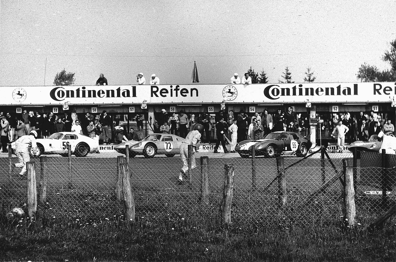 Le-Mans-Start 1965