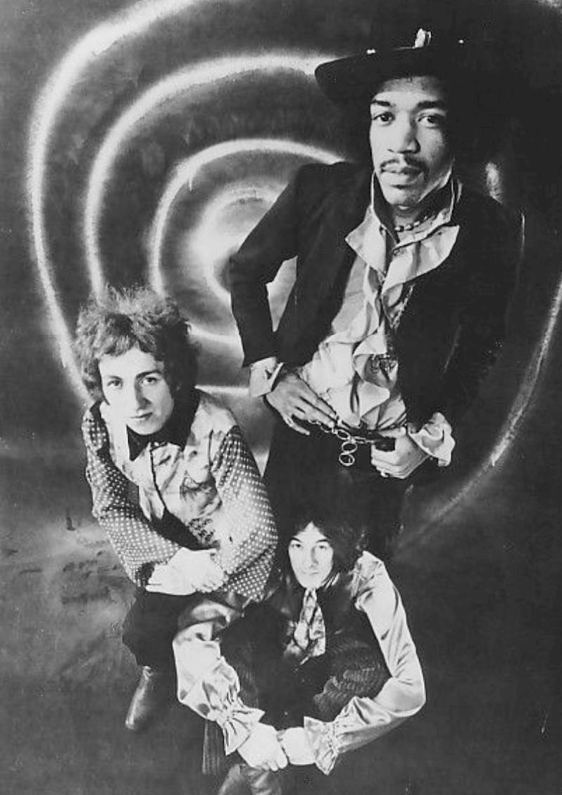Jimi Hendrix 1968 A.D.