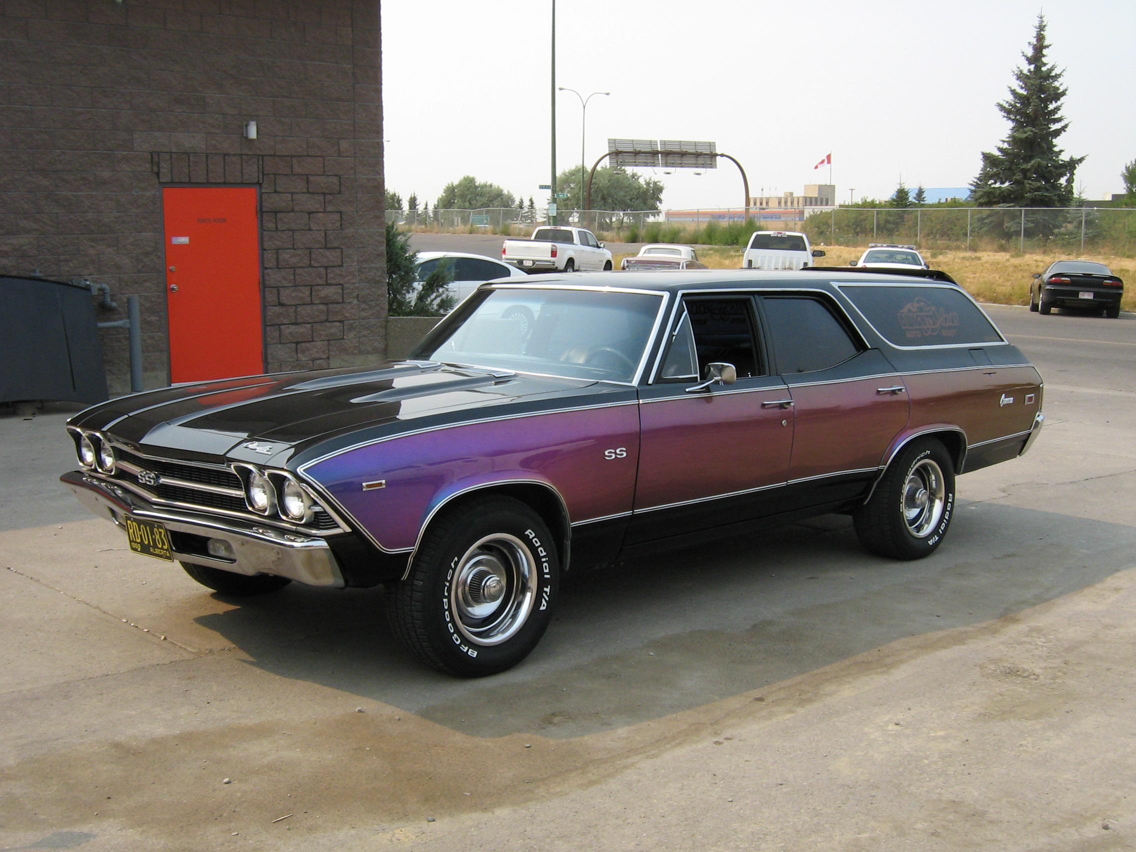 1969 Impala 4 Door Autos Post