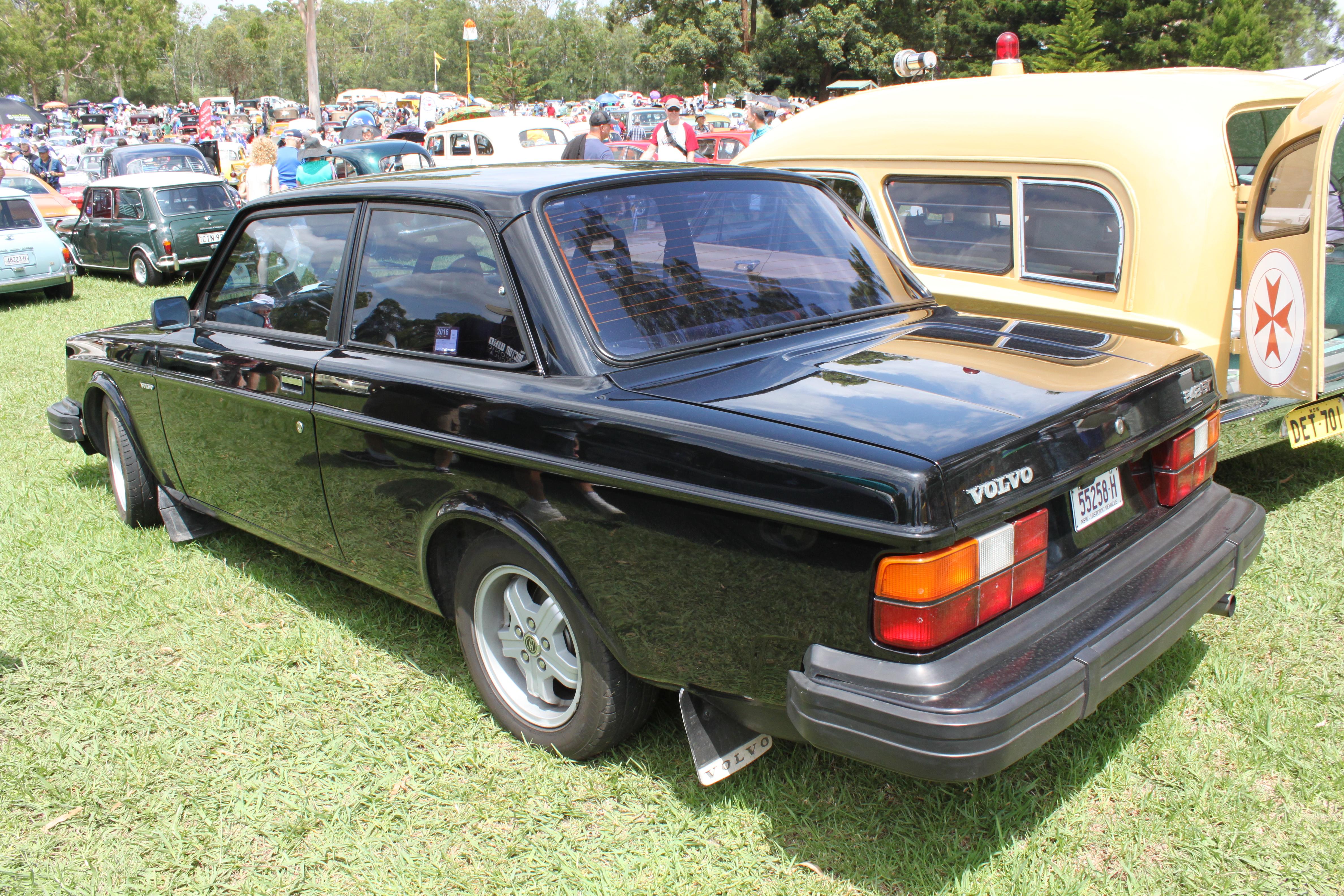 File 1980 Volvo 242 Gt 2 Door Sedan 25153752939 Jpg Wikimedia Commons