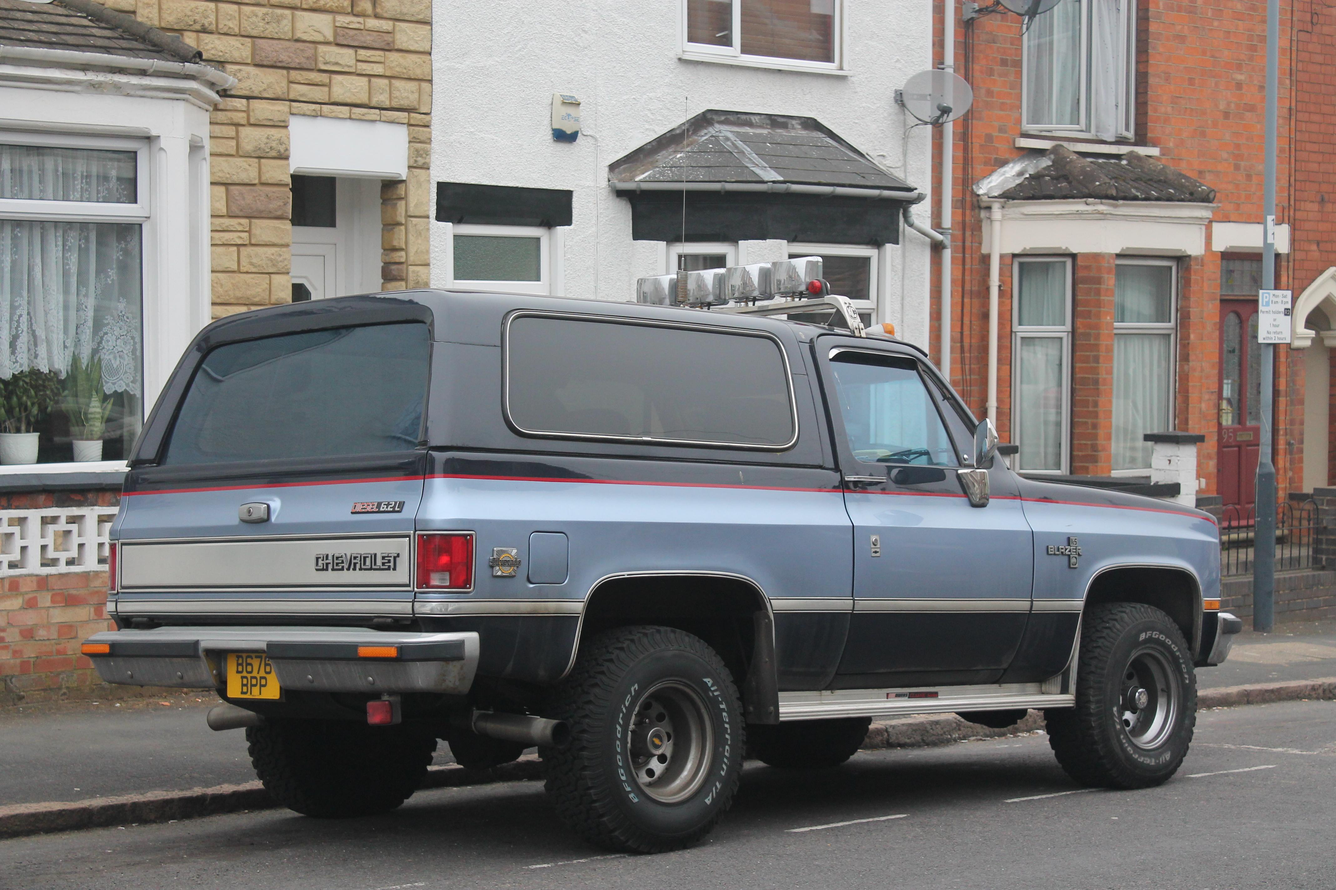File 1985 chevrolet blazer k5 6 2 diesel 14428210890 jpg