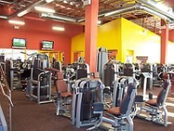 English: GYMS, LA's High-Tech NEW Gym!, Person...