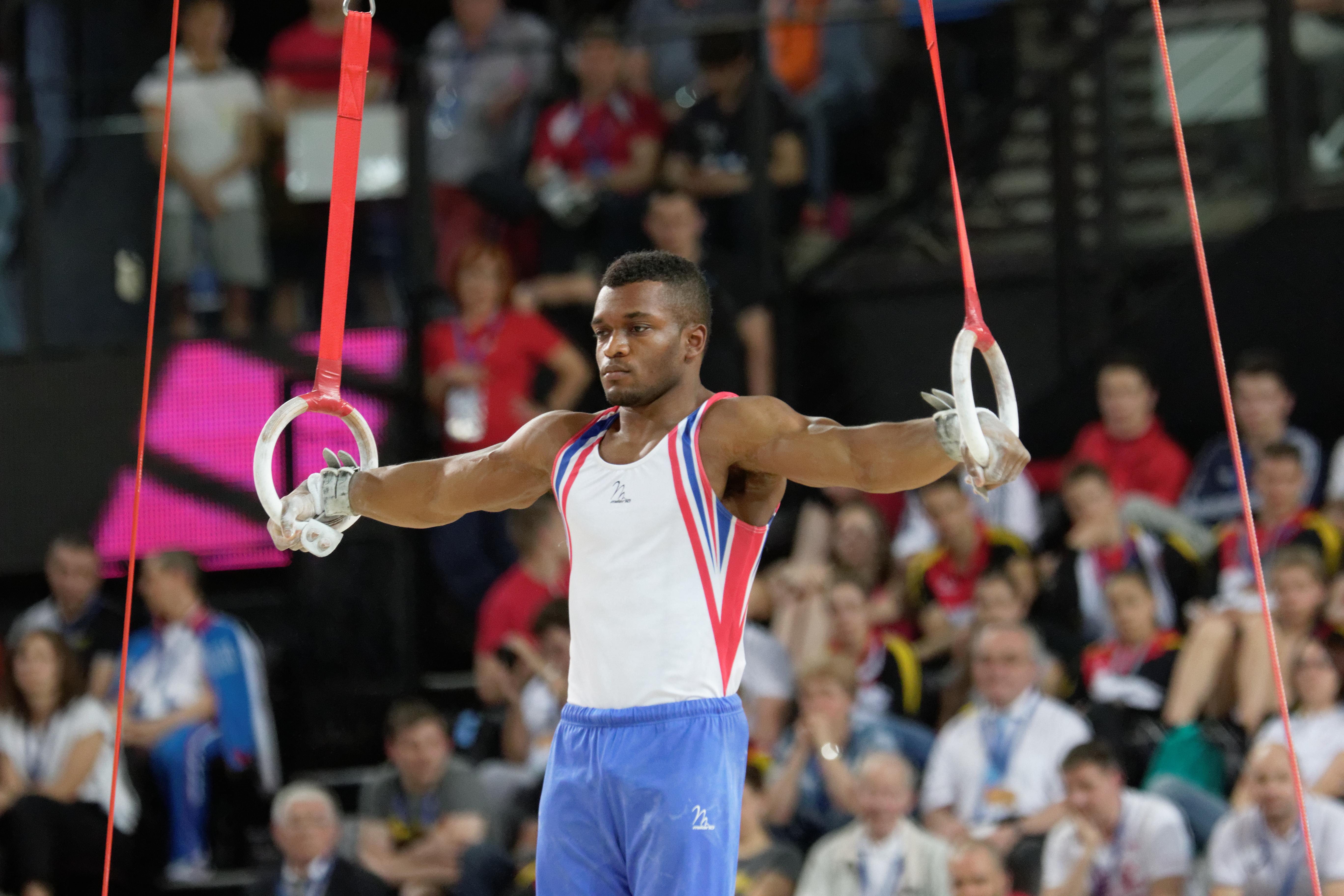 Mens Rings Gymnastics Moves