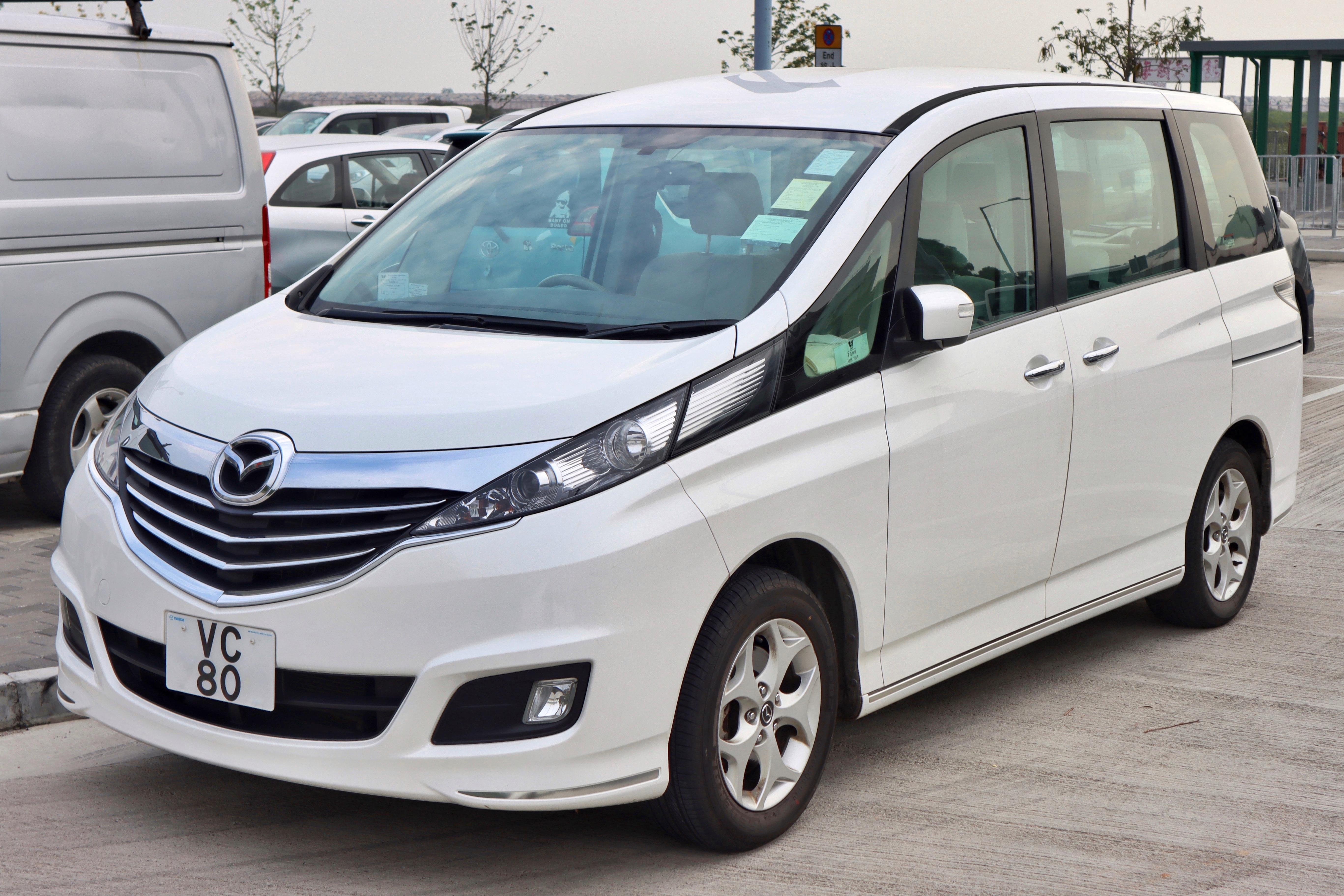 Kekurangan Mazda Biante Review