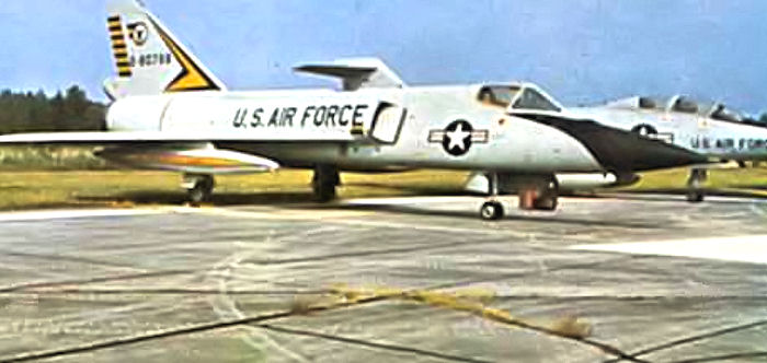 460th fighter interceptor training squadron wikipedia for Air force decoration citation