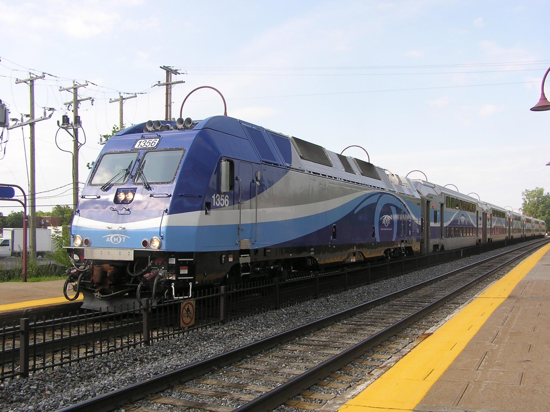 Description AMT Train ...