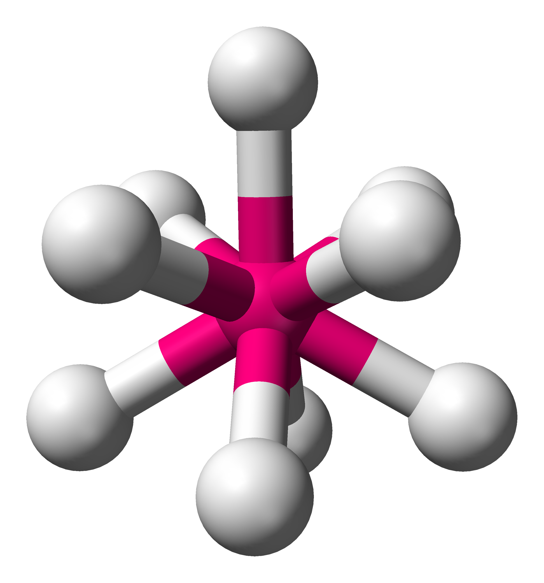 tricapped trigonal prismatic molecular geometry wikipedia