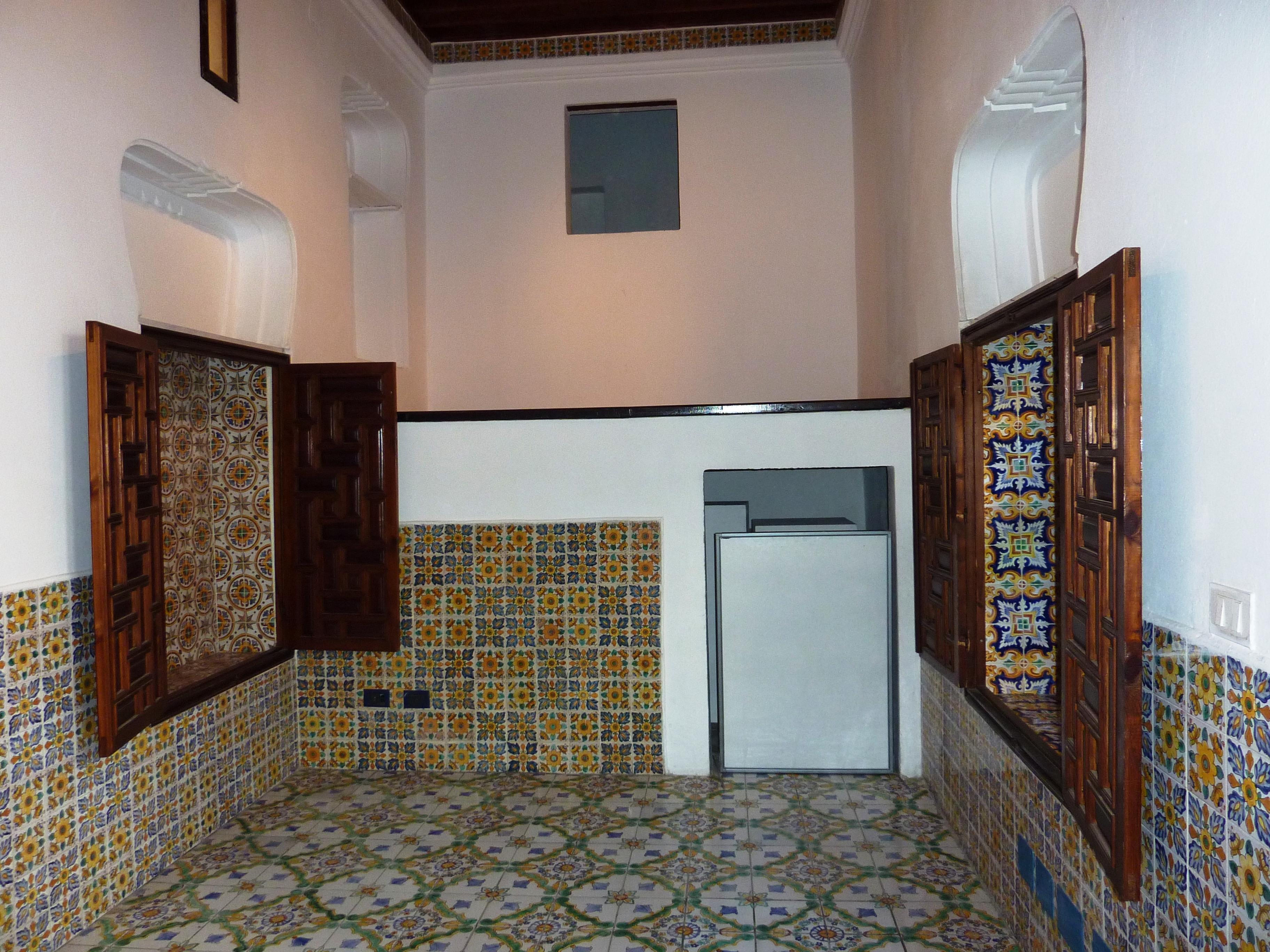 fichiera linterieur du palais des rais ou bastion 23 chambre