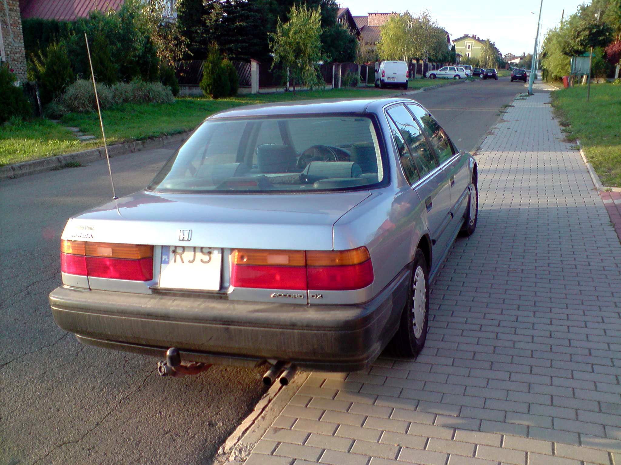 Kekurangan Honda Accord 89 Tangguh