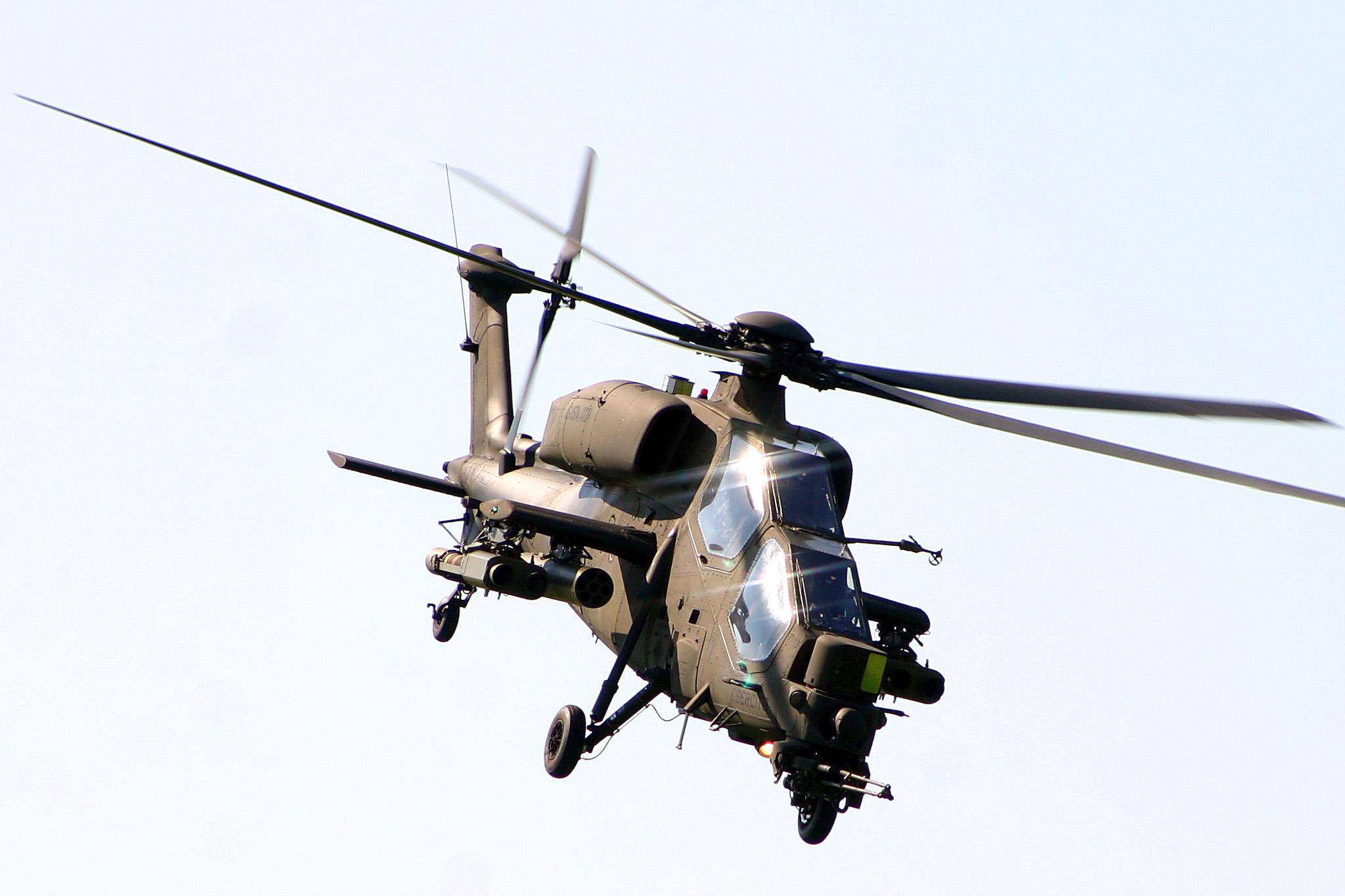 Chile compra el A129 Mangusta (helicoptero de ataque)