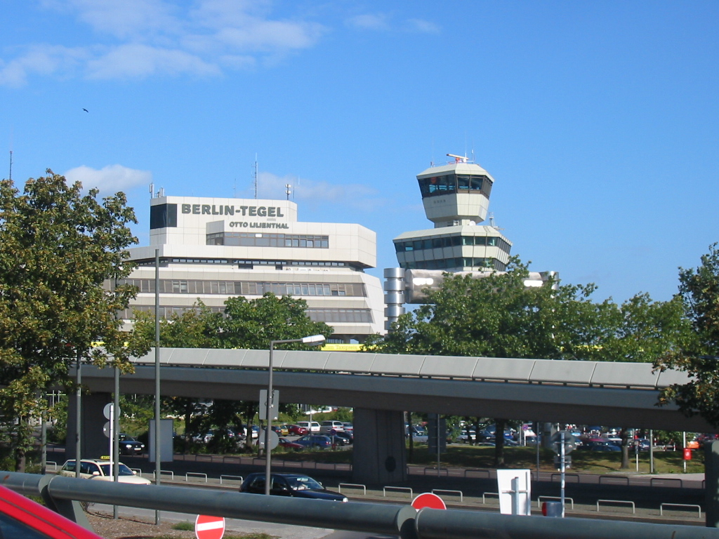 Berlin Tegel Internasjonale Lufthavn Wikipedia