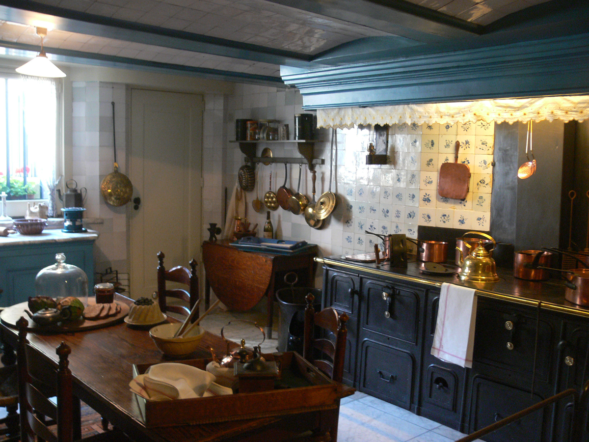 Victorian Style Kitchens Uk