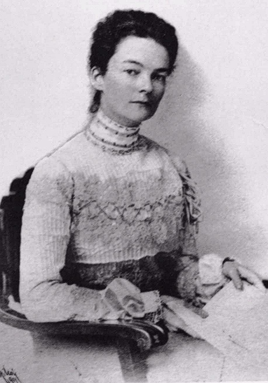 image of Annie Montague Alexander