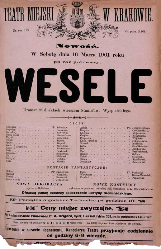 Wesele Dramat Wikipedia Wolna Encyklopedia