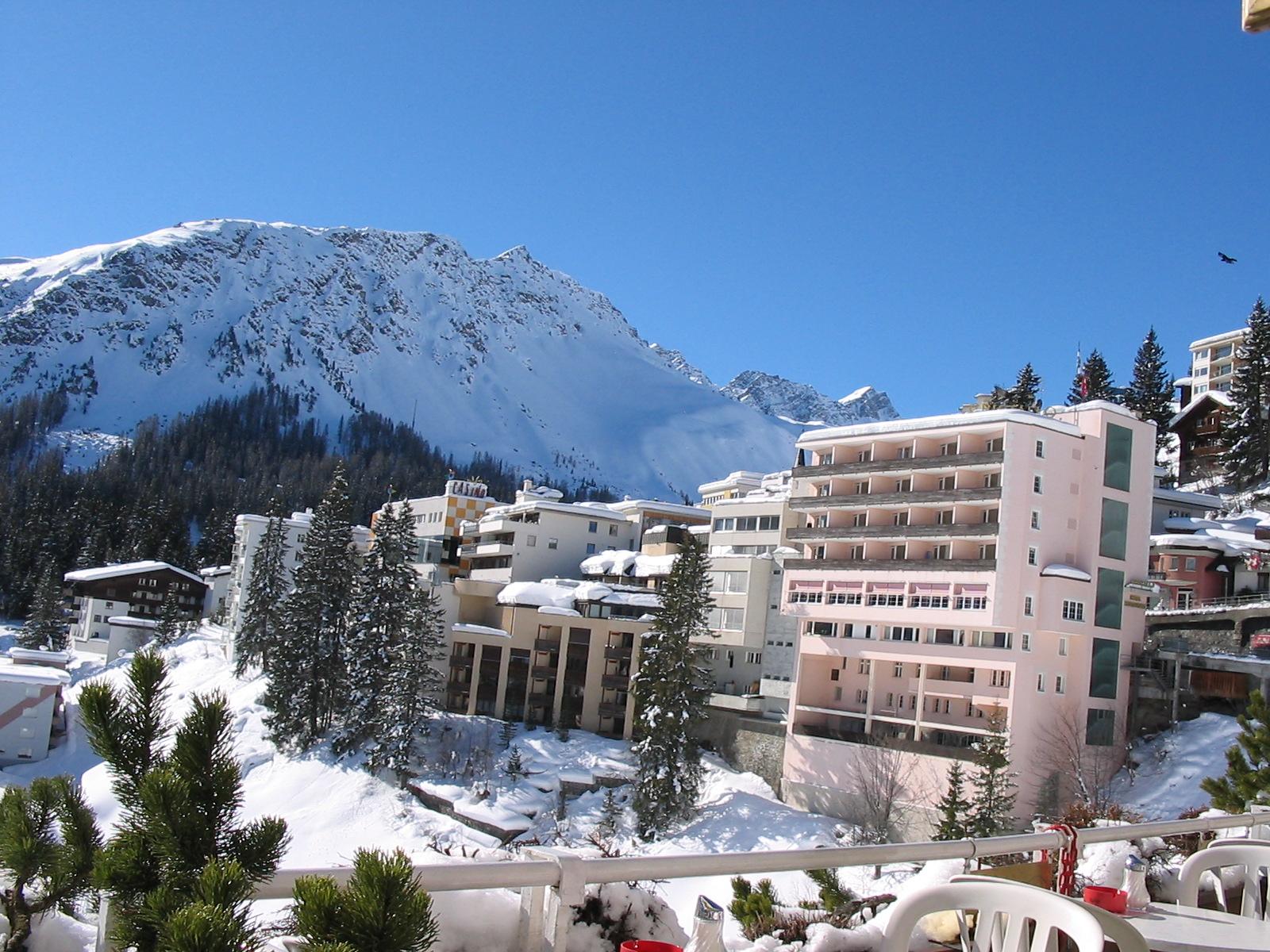 Hotel In Arosa Gunstig