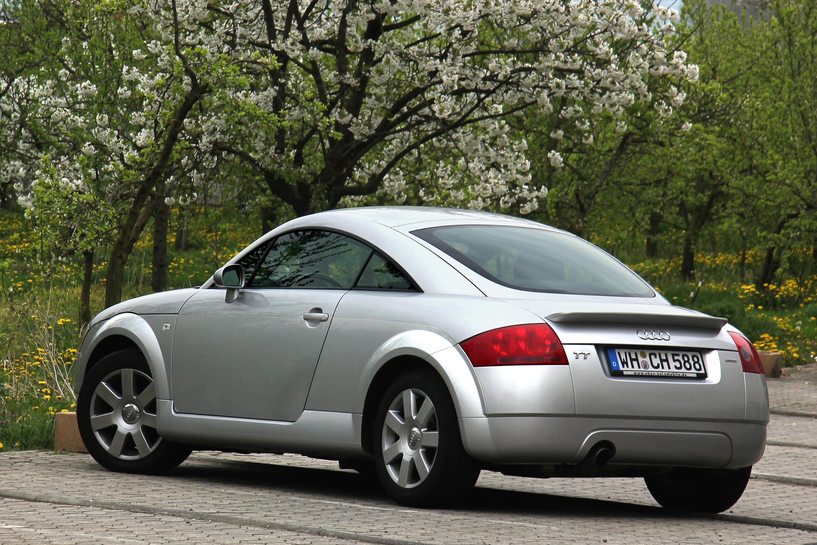 File:Audi TT Heck (Sp 2013-04-30 B).JPG - Wikimedia Commons