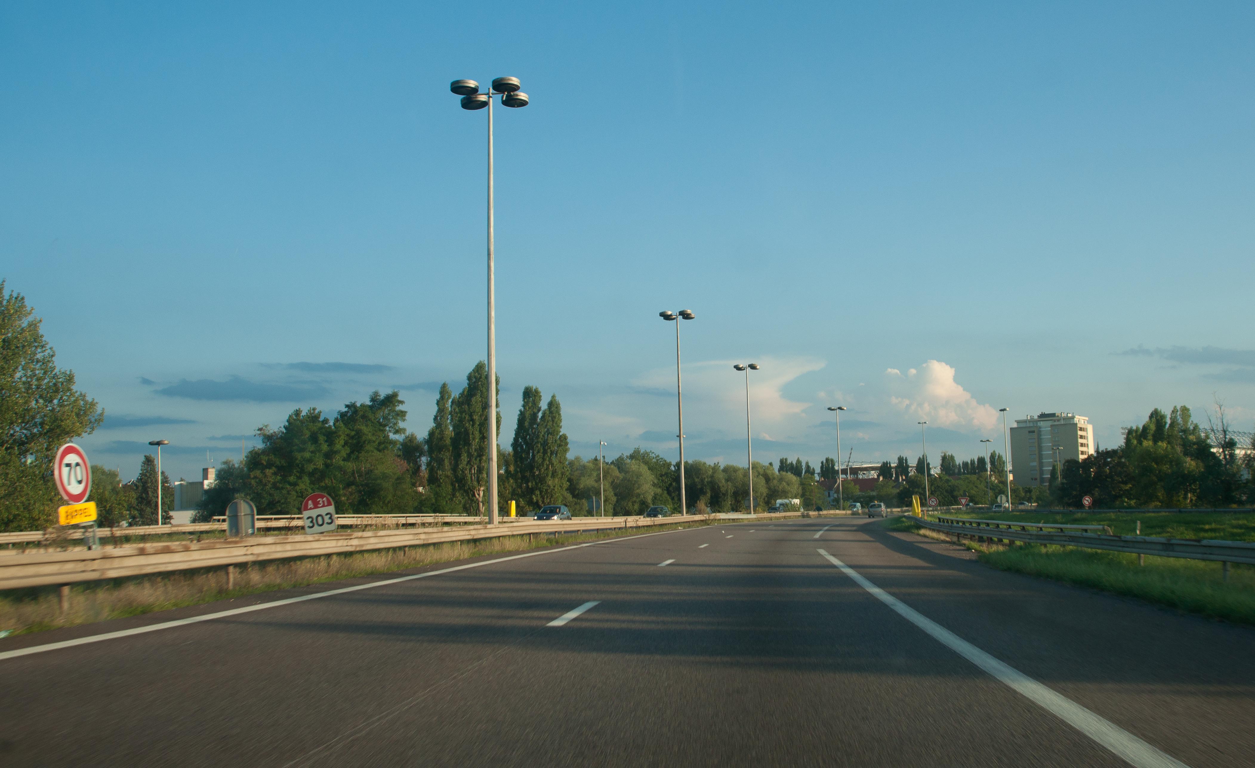 A31 autoroute #