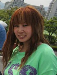 Ayumi Kawasaki Japanese vert skater