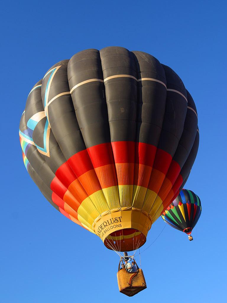 Heißluftballon Wikipedia