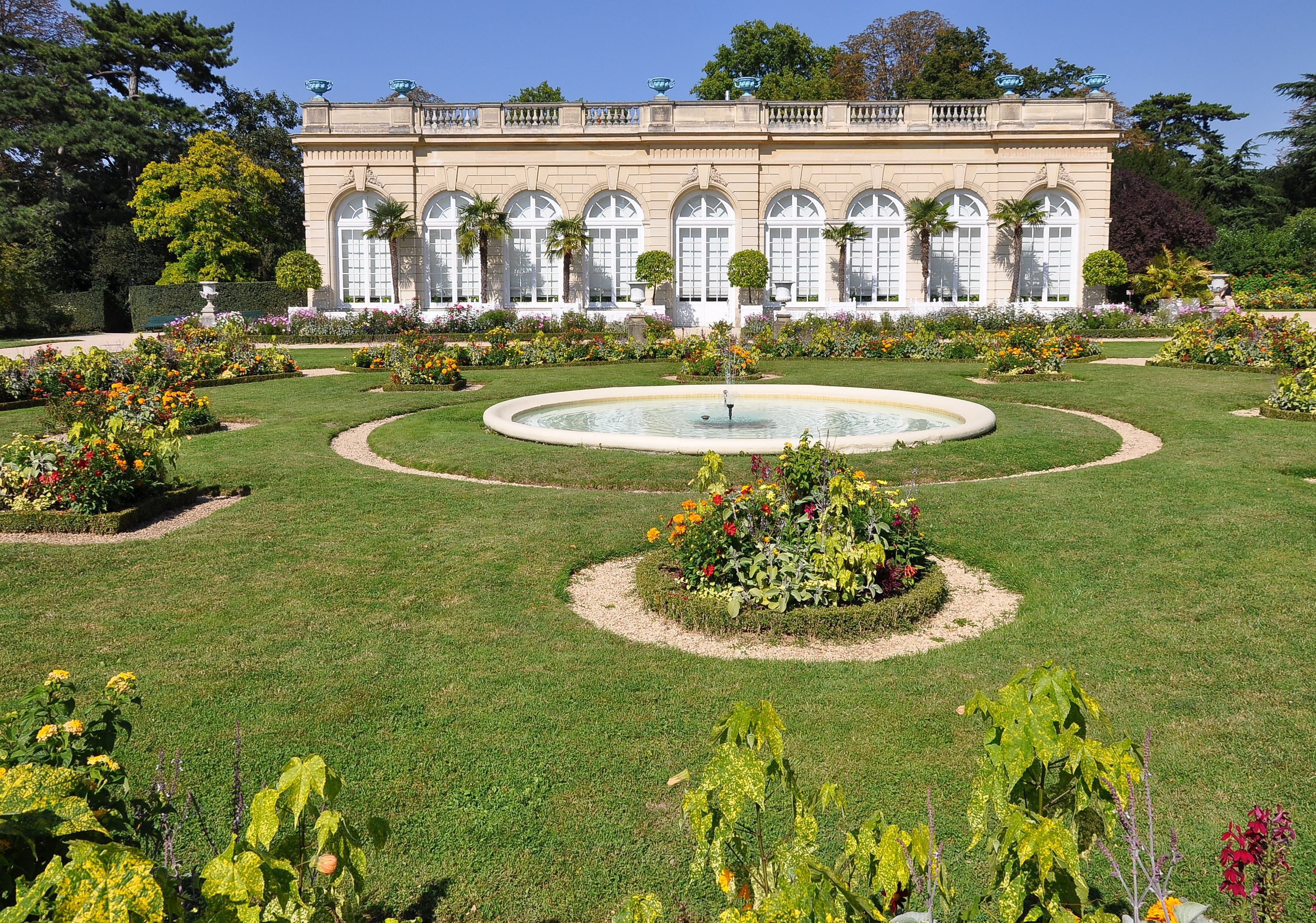 File bassin de l 39 orangerie de bagatelle paris 16e for Bagatelle jardin paris