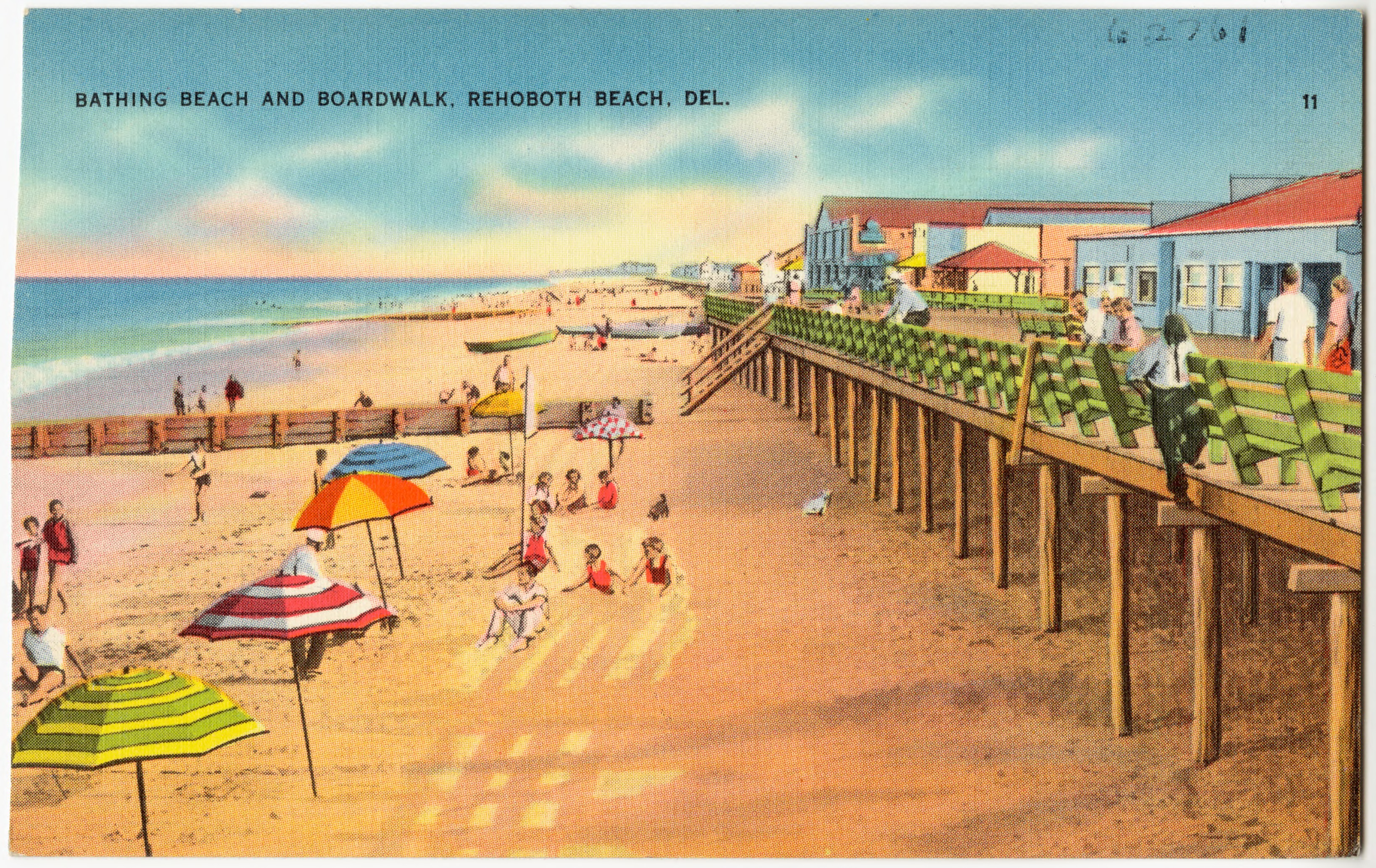 File Bathing Beach And Boardwalk Rehoboth Del 62761 Jpg