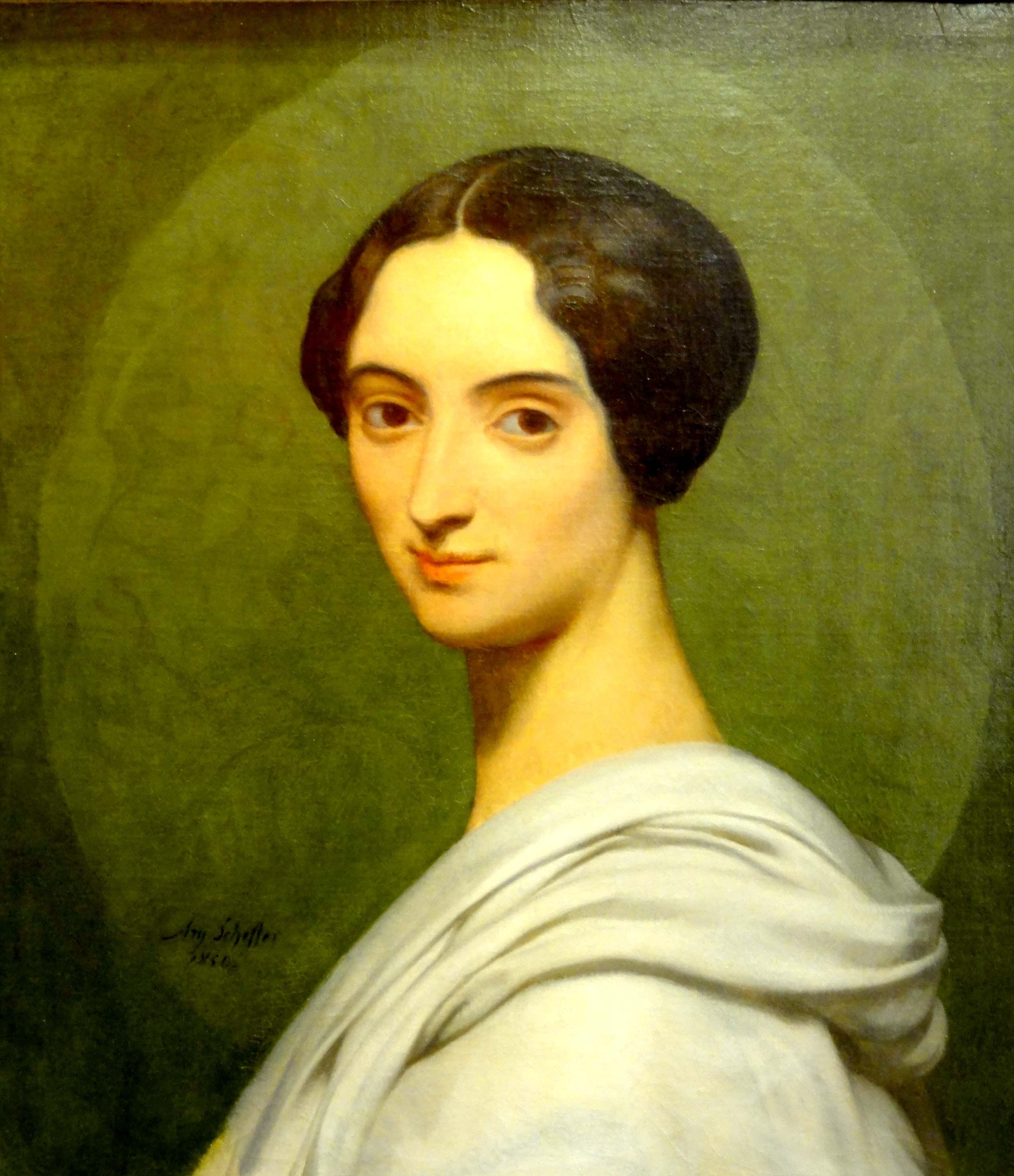 Haar portret