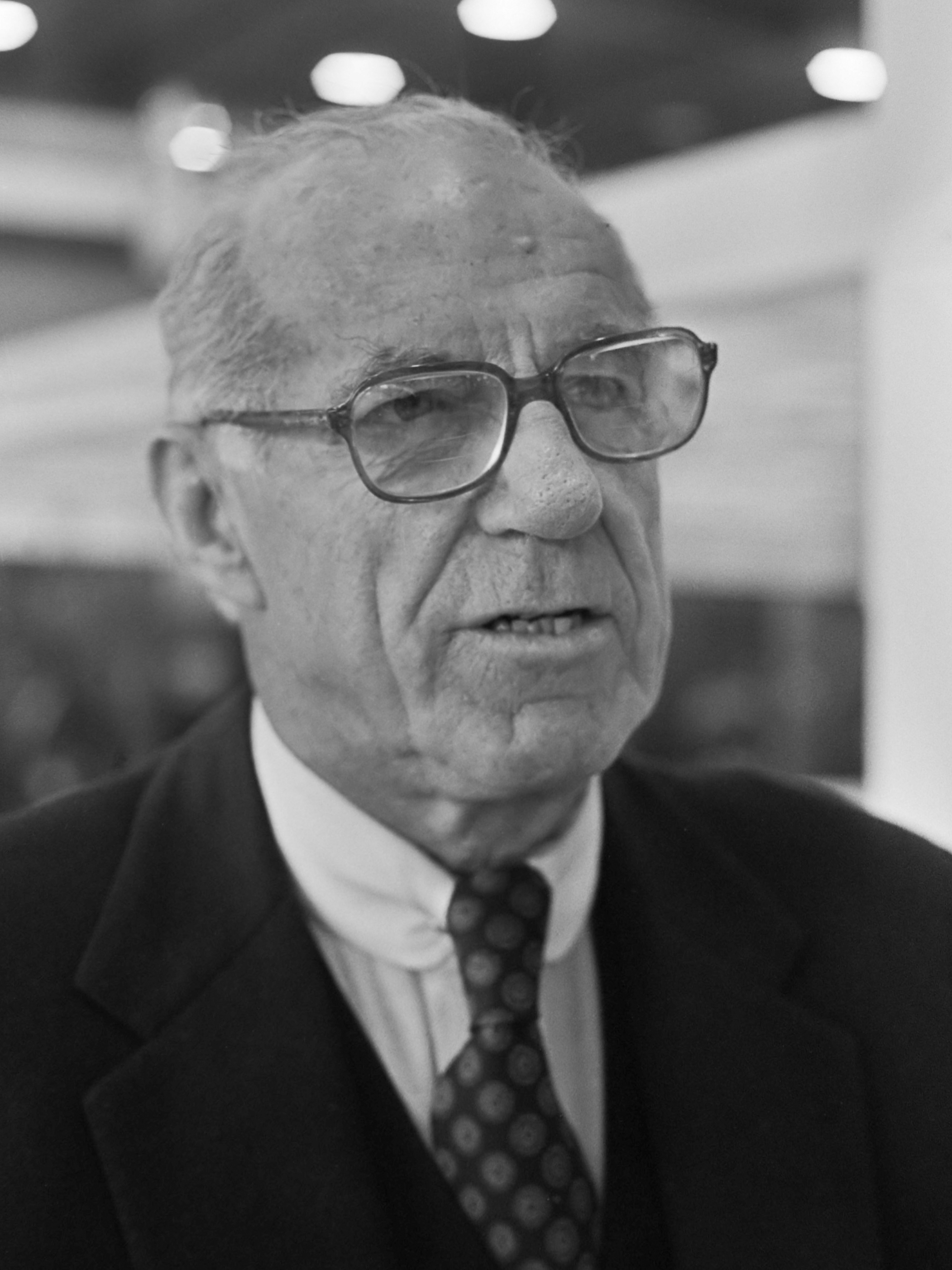 Photo of Benjamin Spock
