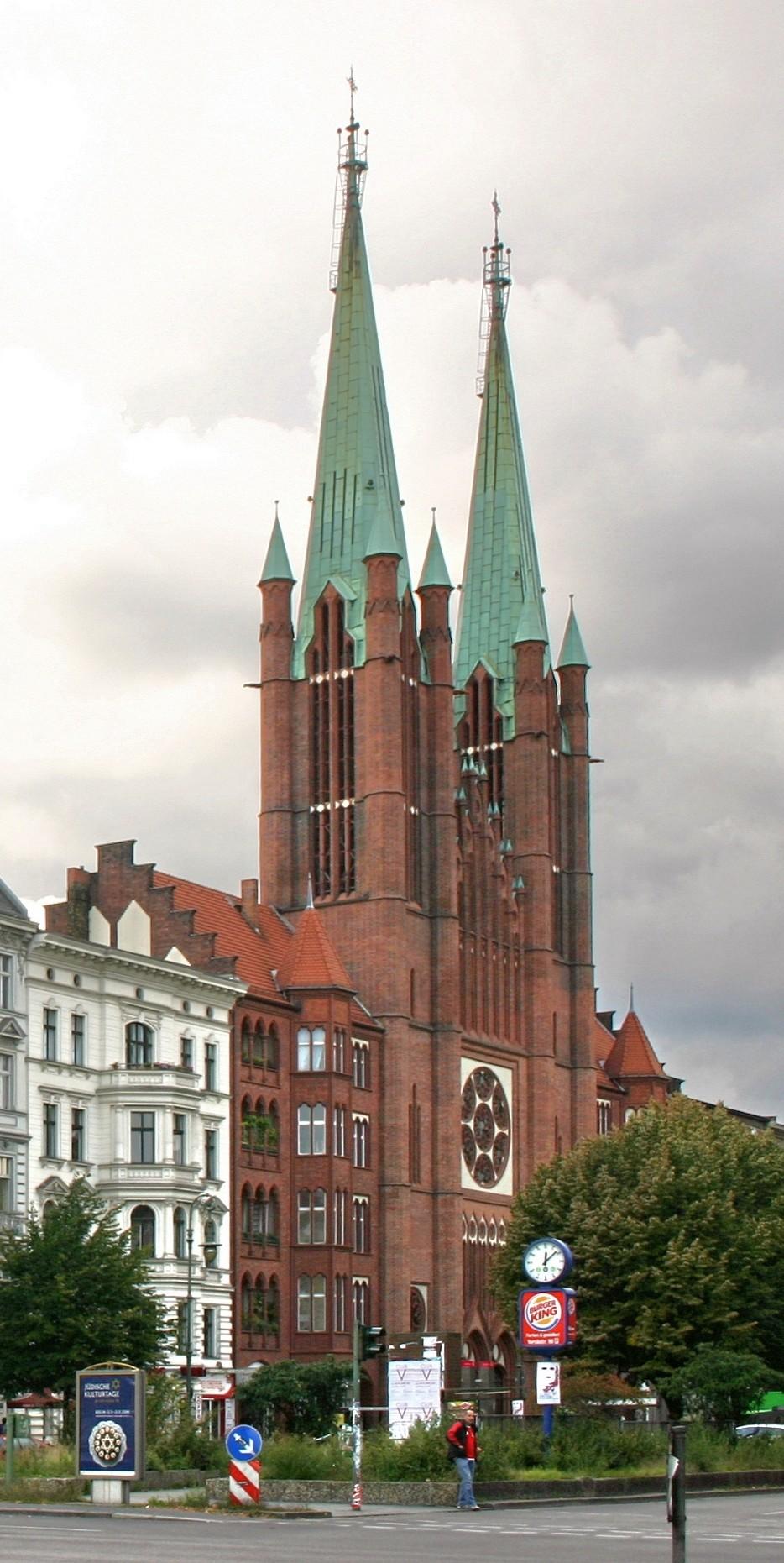 Sint-Bonifatiuskerk (B...