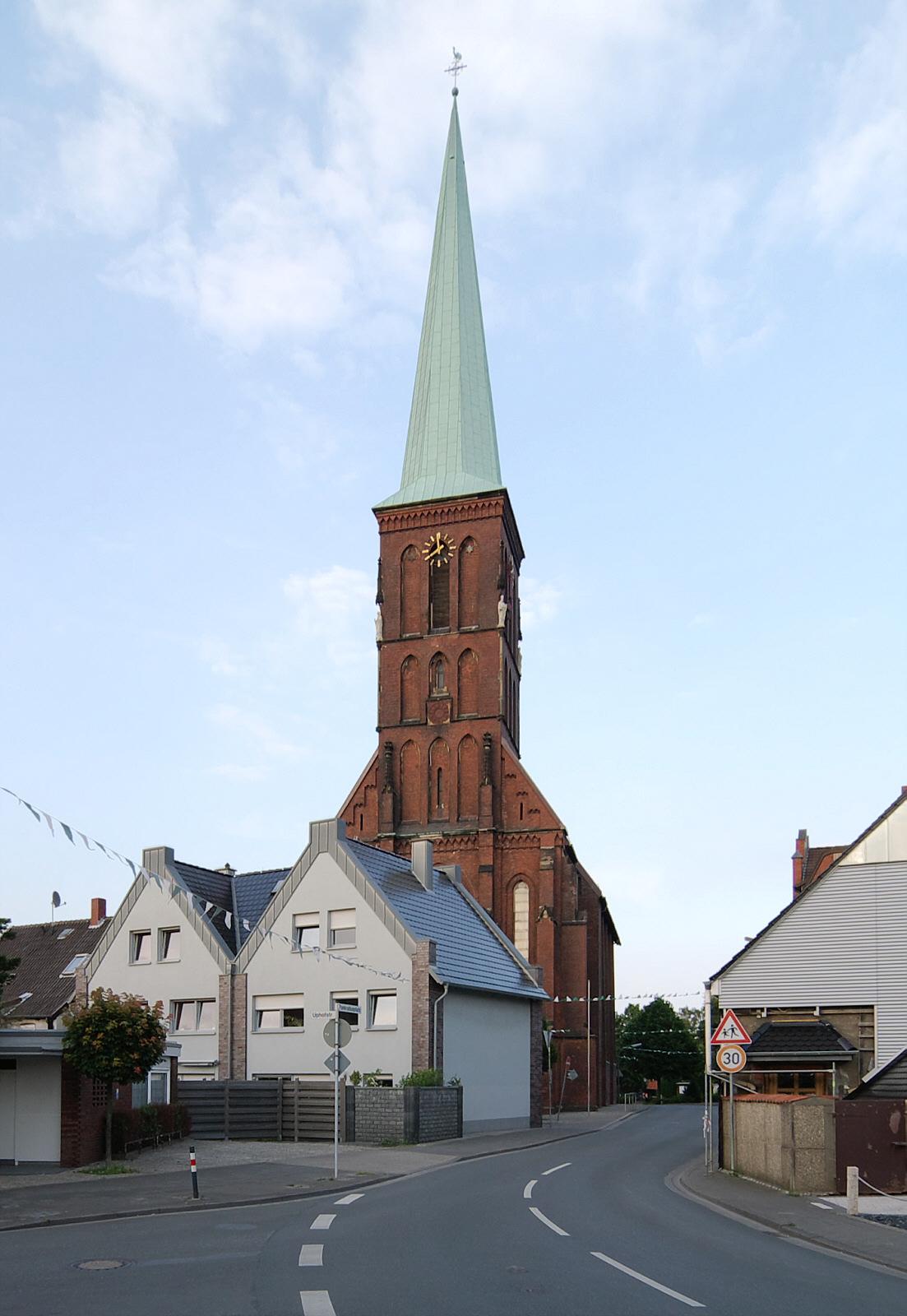 St. Pankratius (Hamm-Bockum-Hövel)