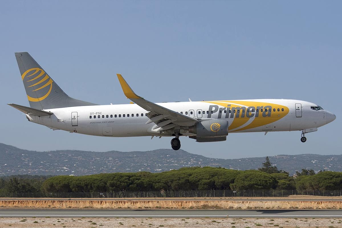 Primera Air anuncia una nueva ruta: Barcelona-Estocolmo
