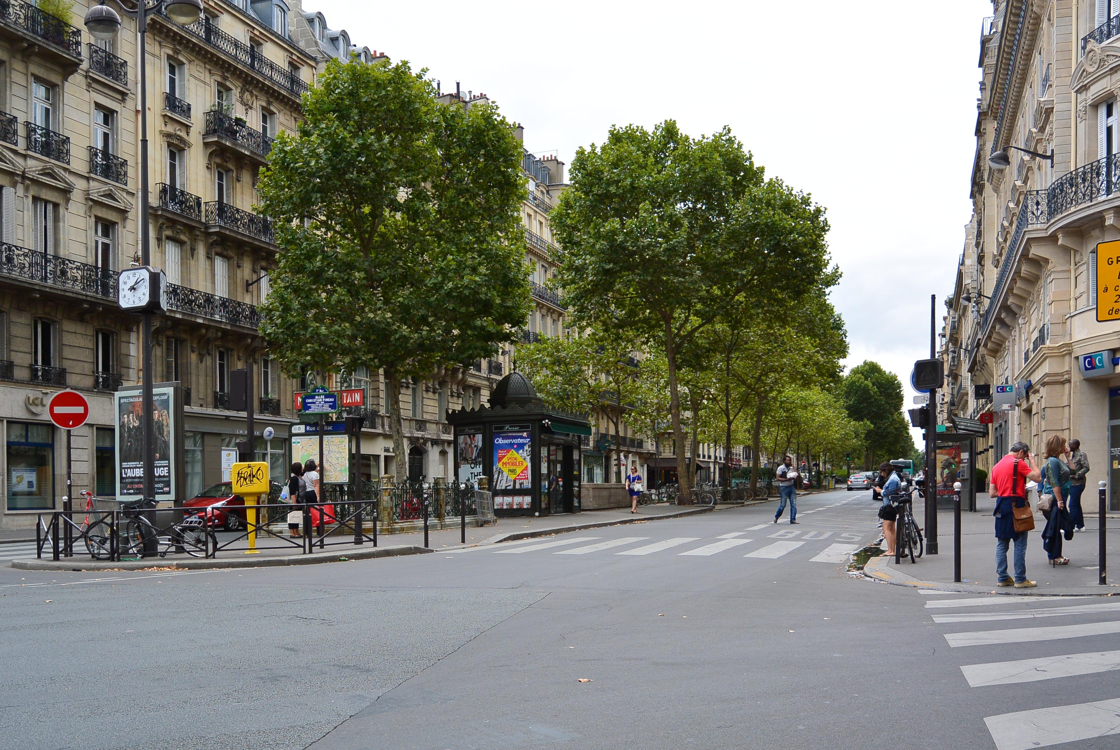 23 Rue Du Cherche Midi boulevard raspail - wikipedia