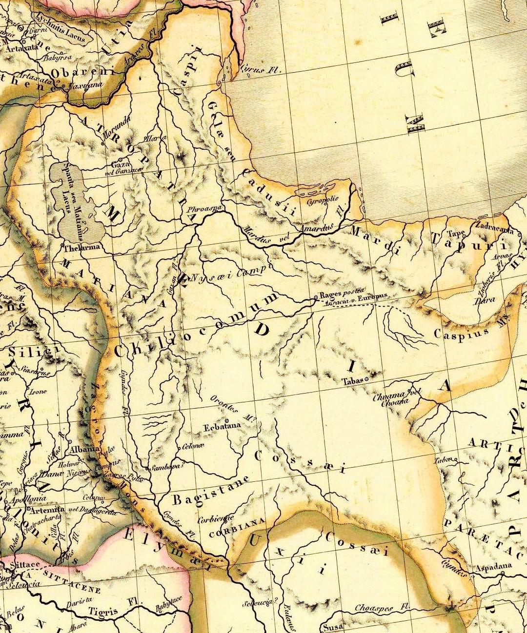 East Azerbaidjan in the past, History of East Azerbaidjan