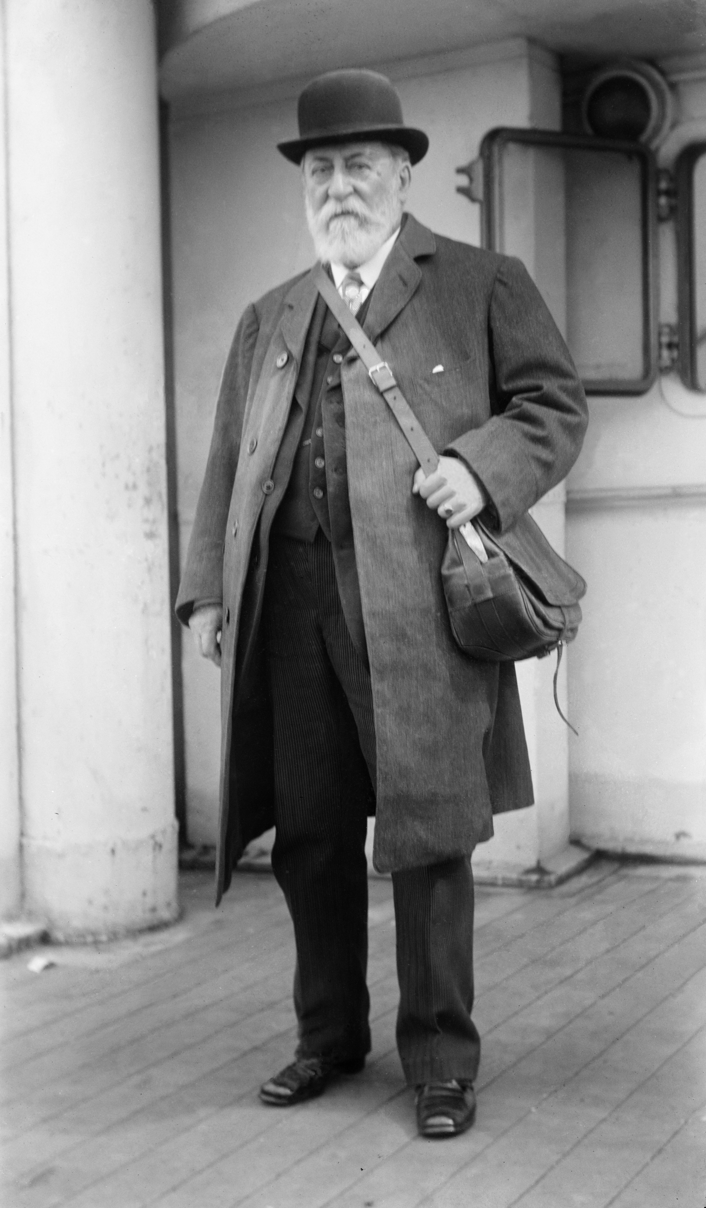 Camille Saint-Saëns, 1915 ([[Bain News Service