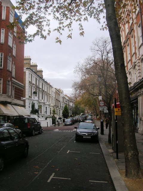 Campden Hill Road Wikipedia