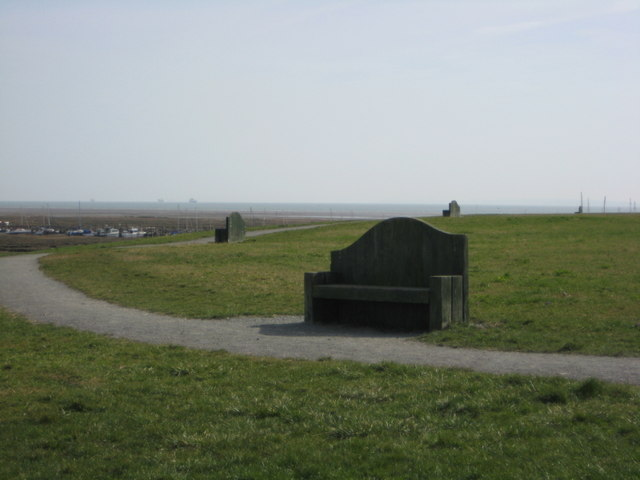 Canvey Heights country park - geograph.org.uk - 1207336