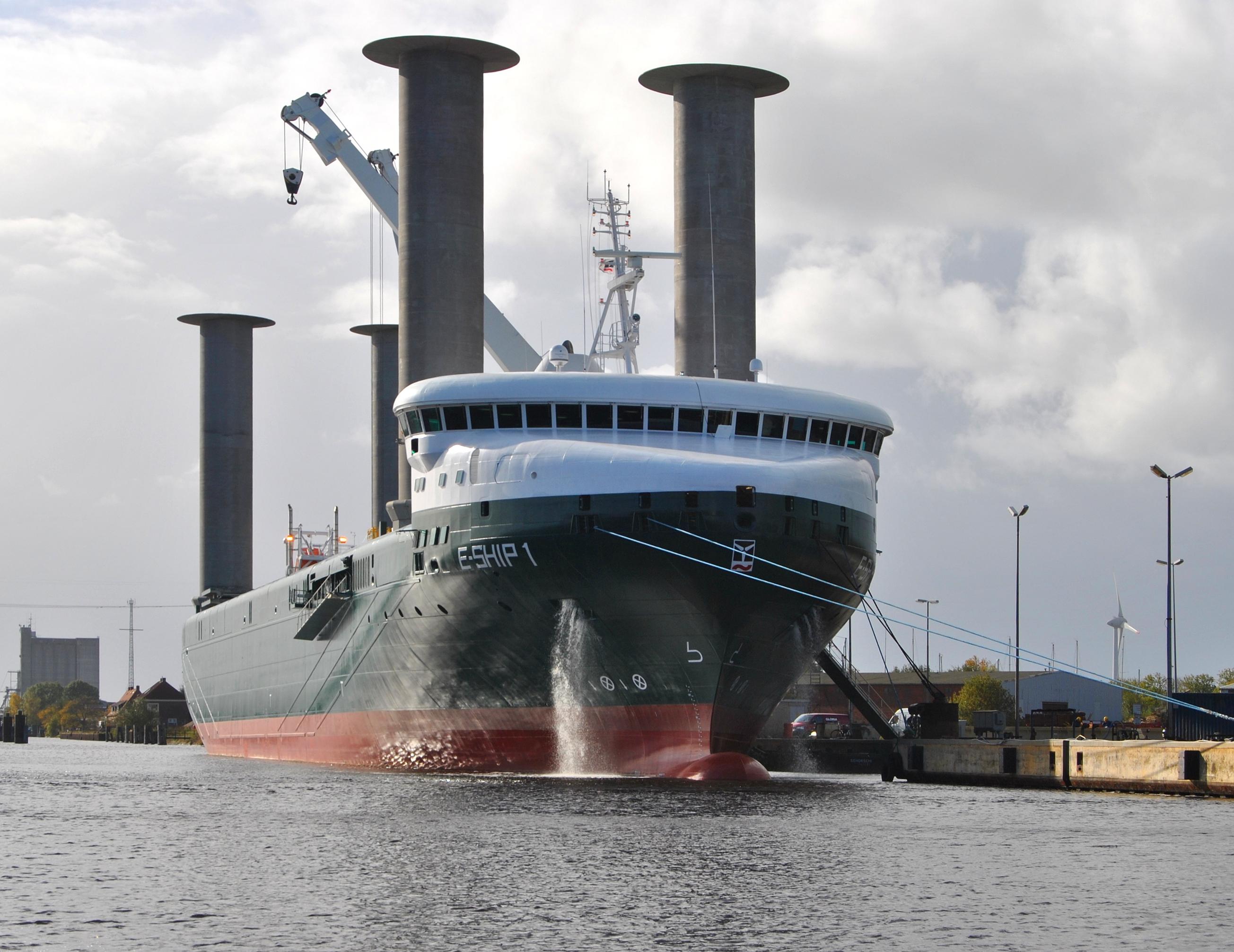 Dateicargo E Ship 1 Emder Hafen Cn 01jpg Wikipedia