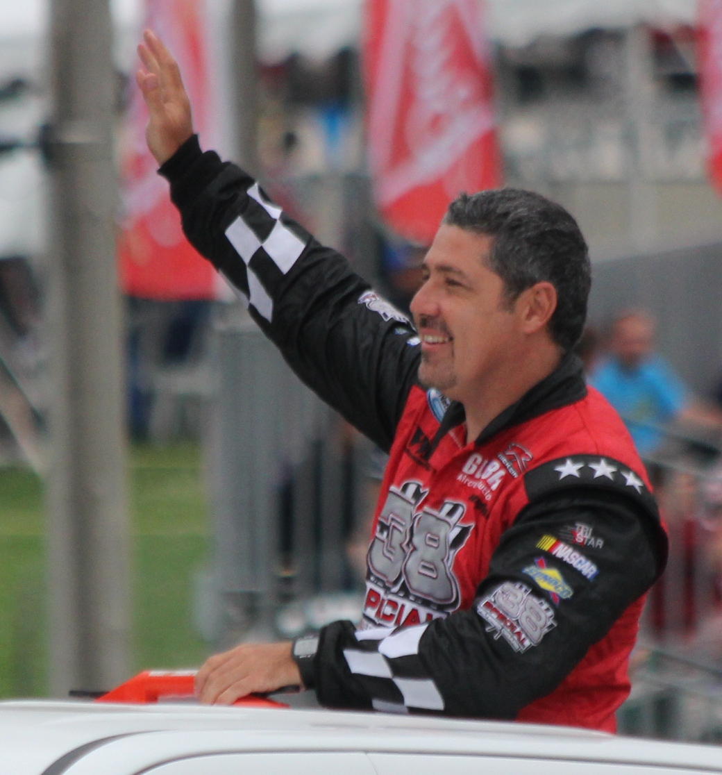 Carlos Contreras (racing driver) - Wikipedia