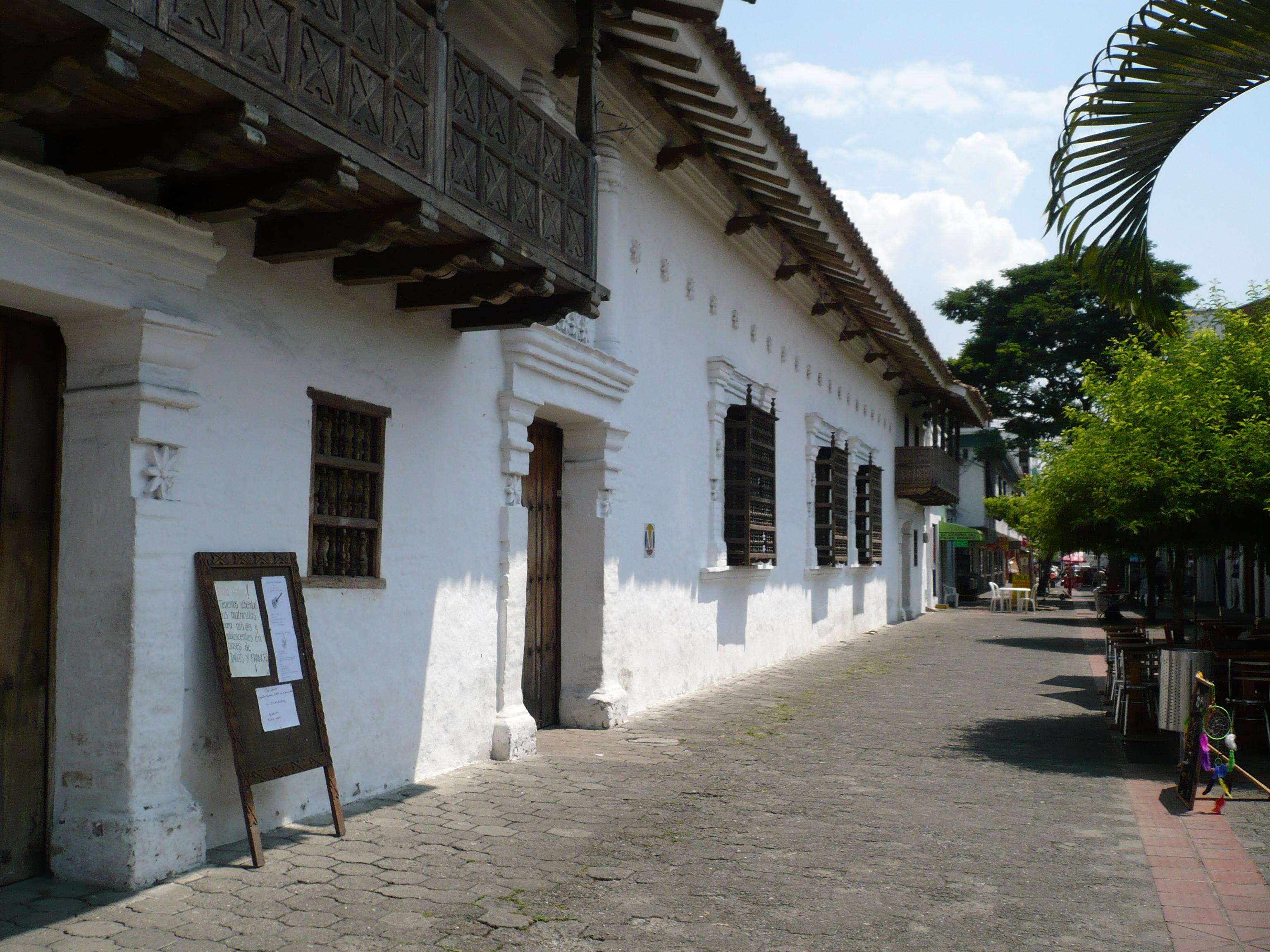 File casa del virrey 7 cartago valle colombia jpg - Casas mollet del valles ...