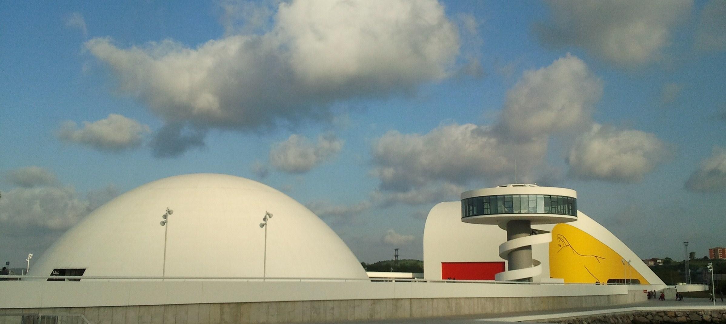 Oscar Niemeyer Uluslararası Kültür Merkezi