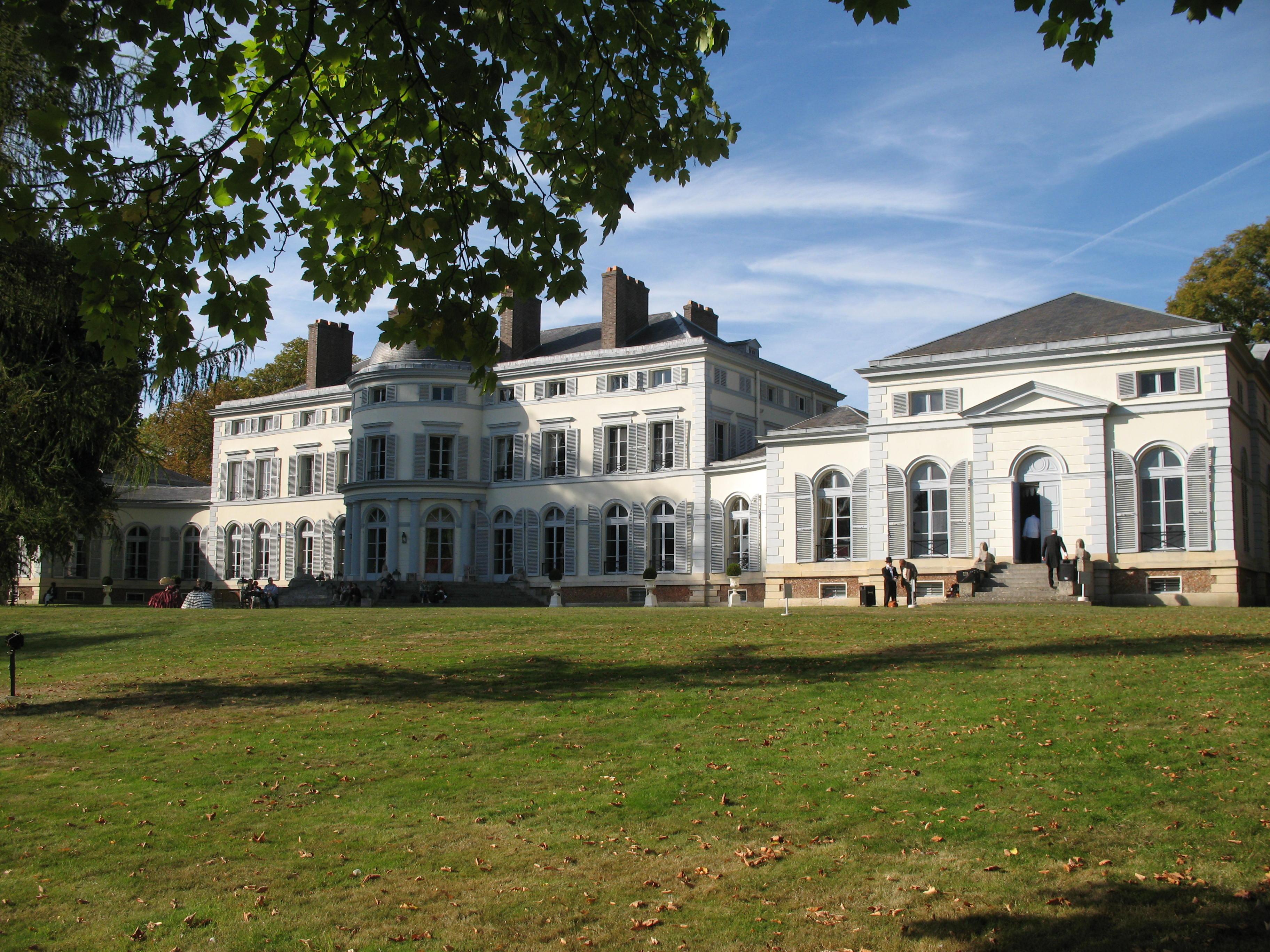 Fichier ch teau de groussay montfort l 39 amaury jpg wikip dia - Chateau de groussay montfort l amaury ...