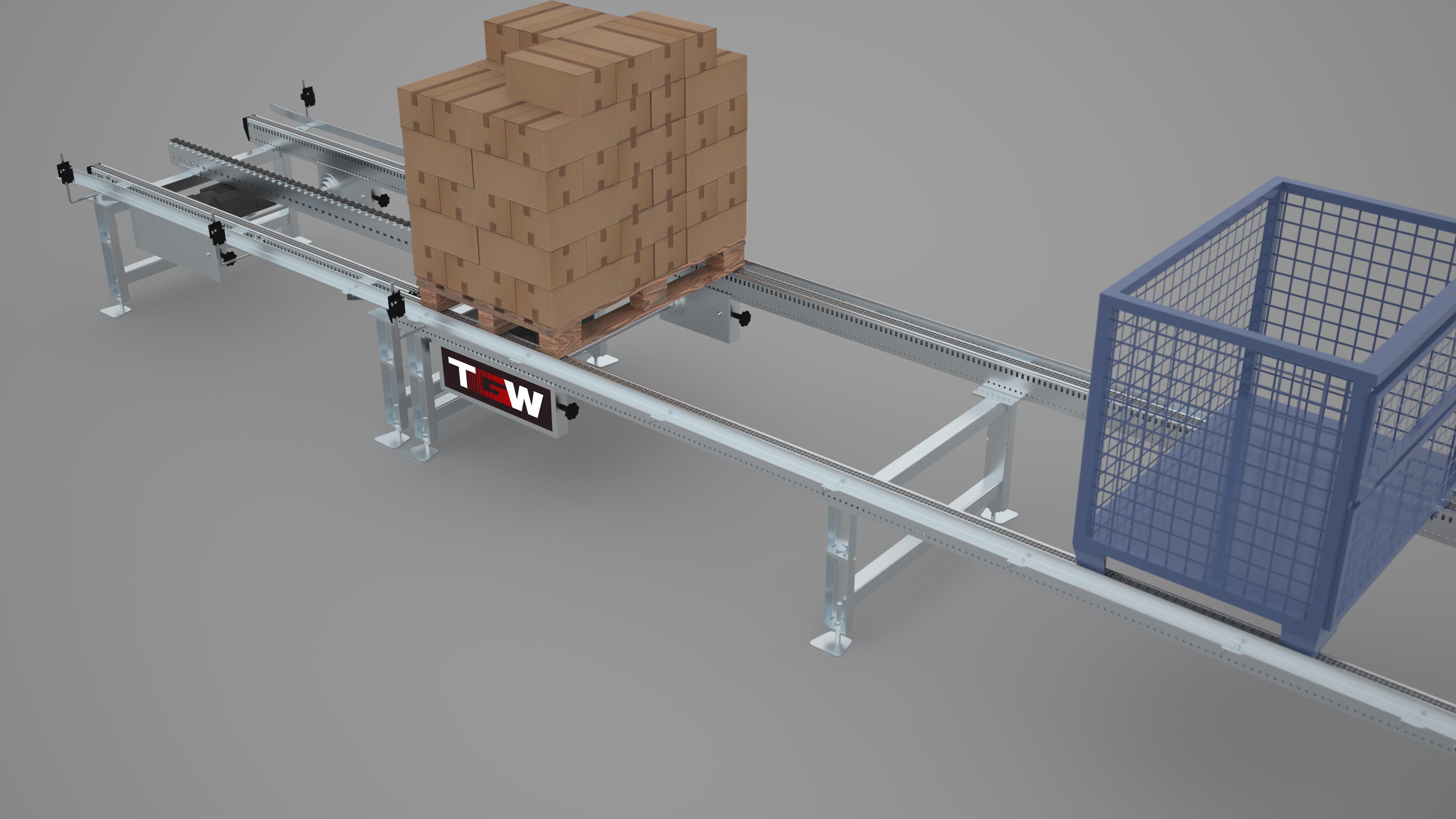 Chain conveyor - Wikipedia