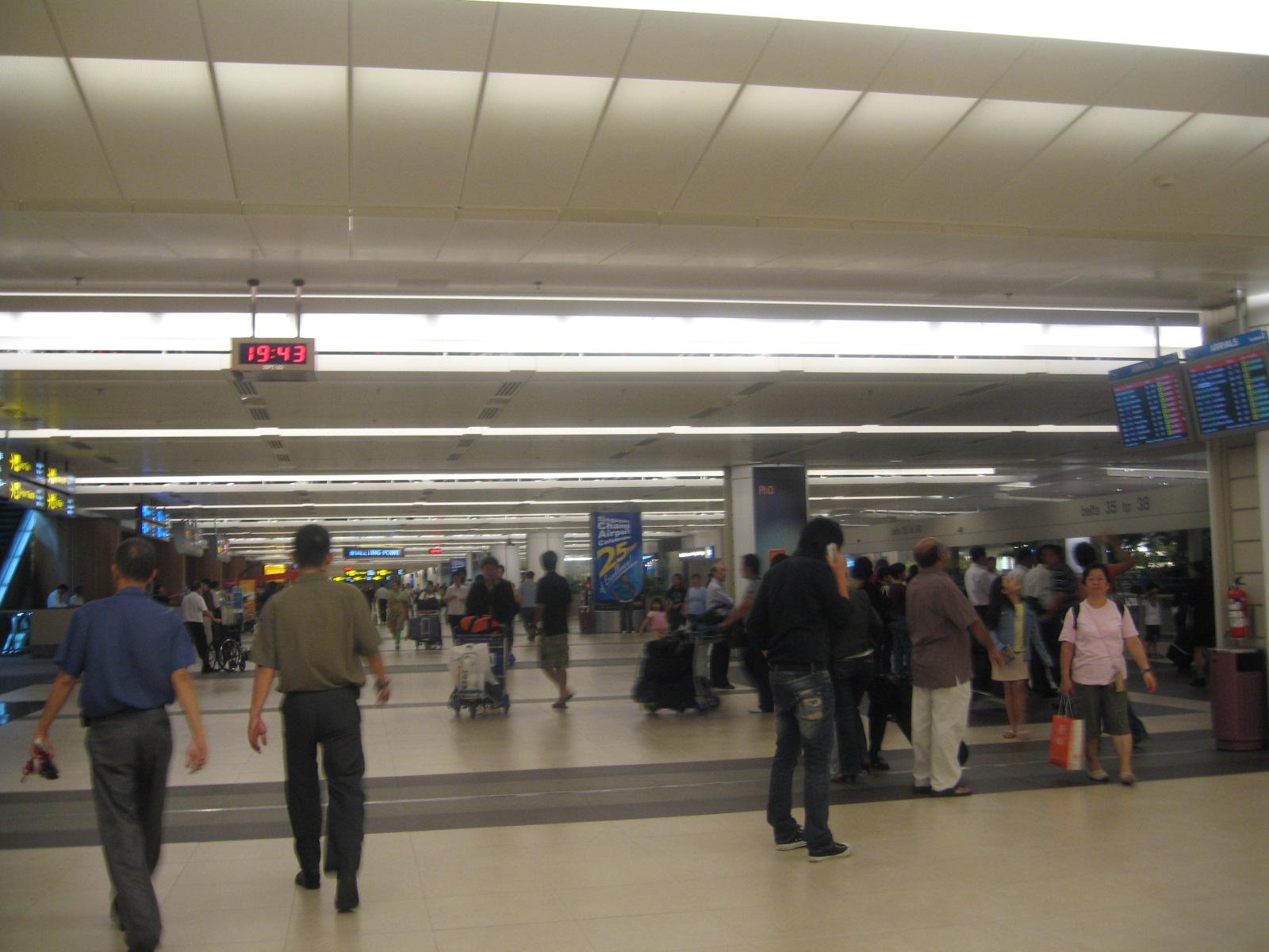 file changi airport terminal 2 arrival hall jpg. Black Bedroom Furniture Sets. Home Design Ideas