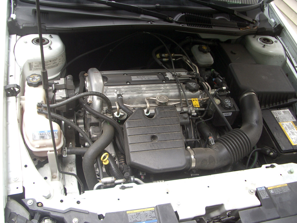 Chevrolet Classic Engine