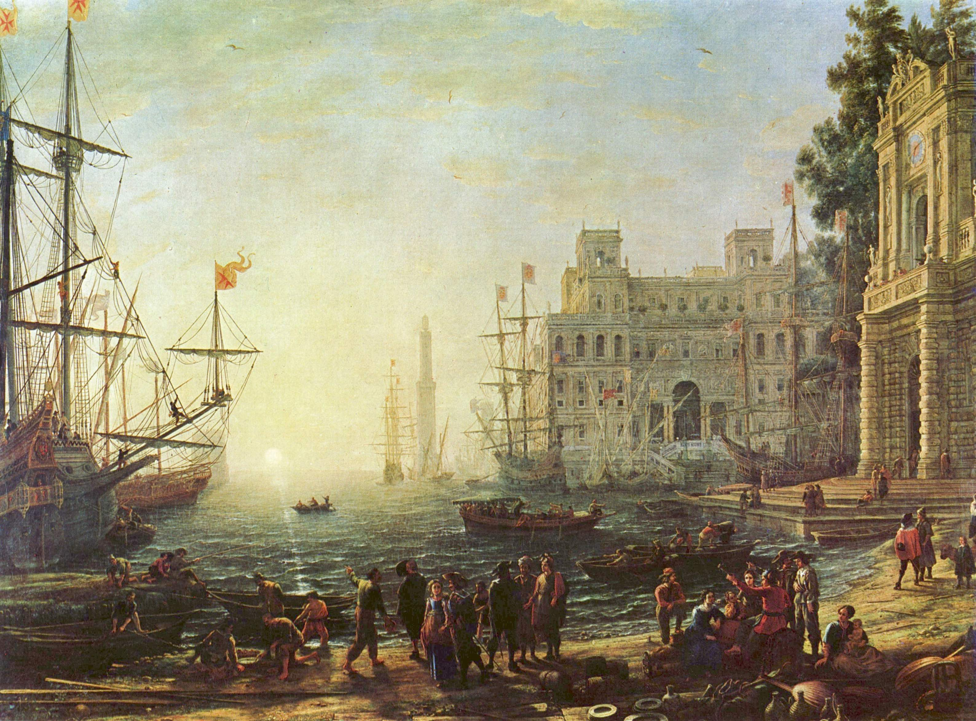 File claude lorrain wikimedia commons for Artist mural contract