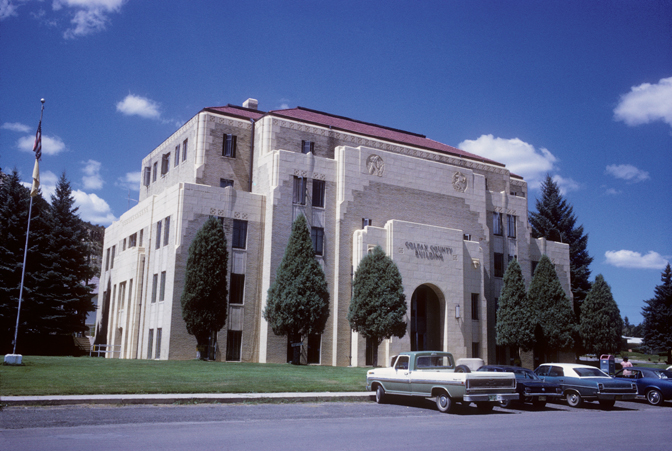 Raton (NM) United States  City new picture : Colfax County New Mexico Raton Courthouse Wikimedia Commons