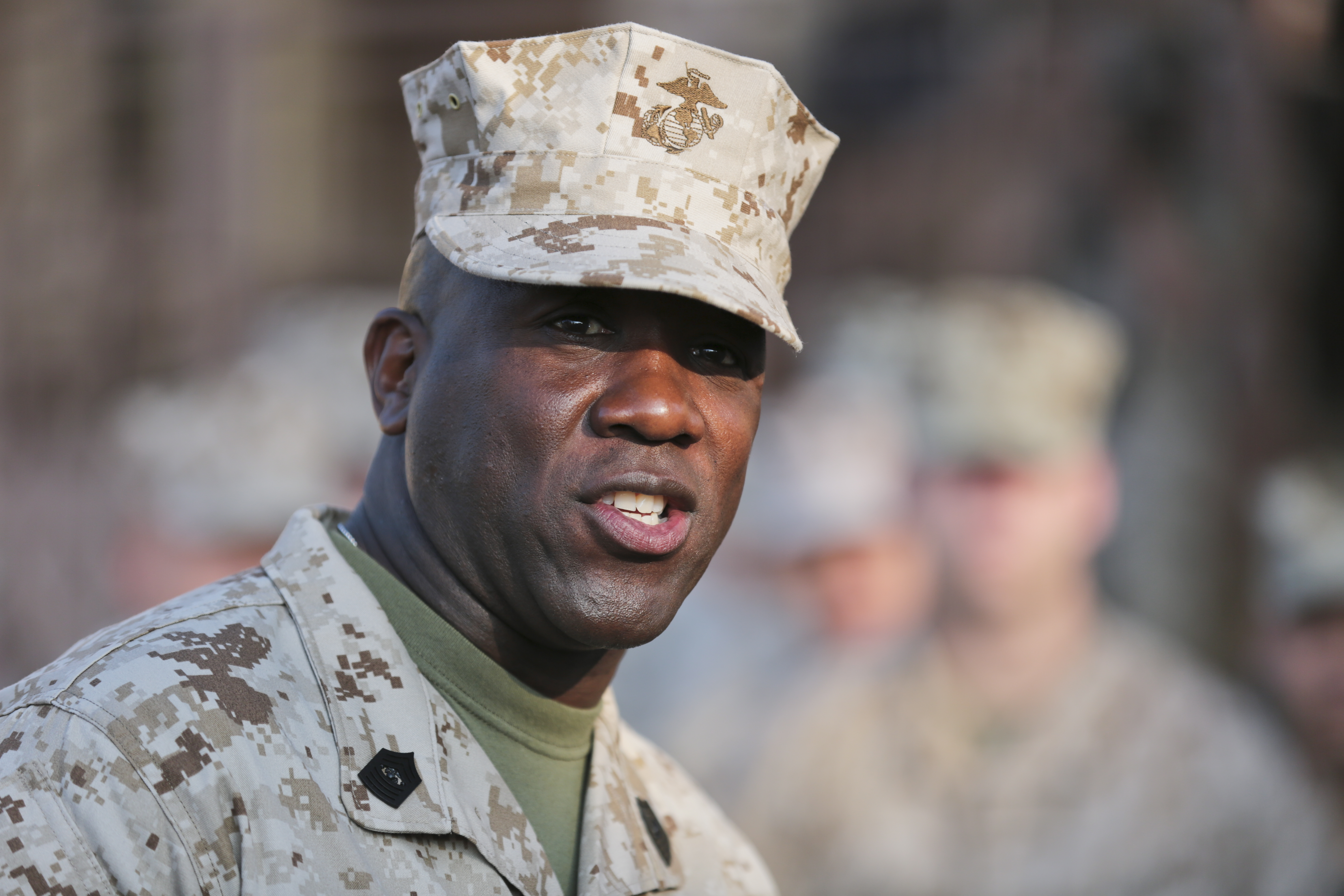 File:Commandant of the Marine Corps and Sgt. Maj. of the ...