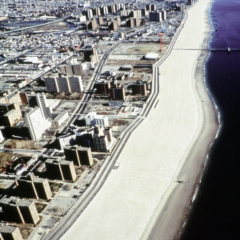 Coney Island Beach: File:Coney Island Beach Aerial View.jpg
